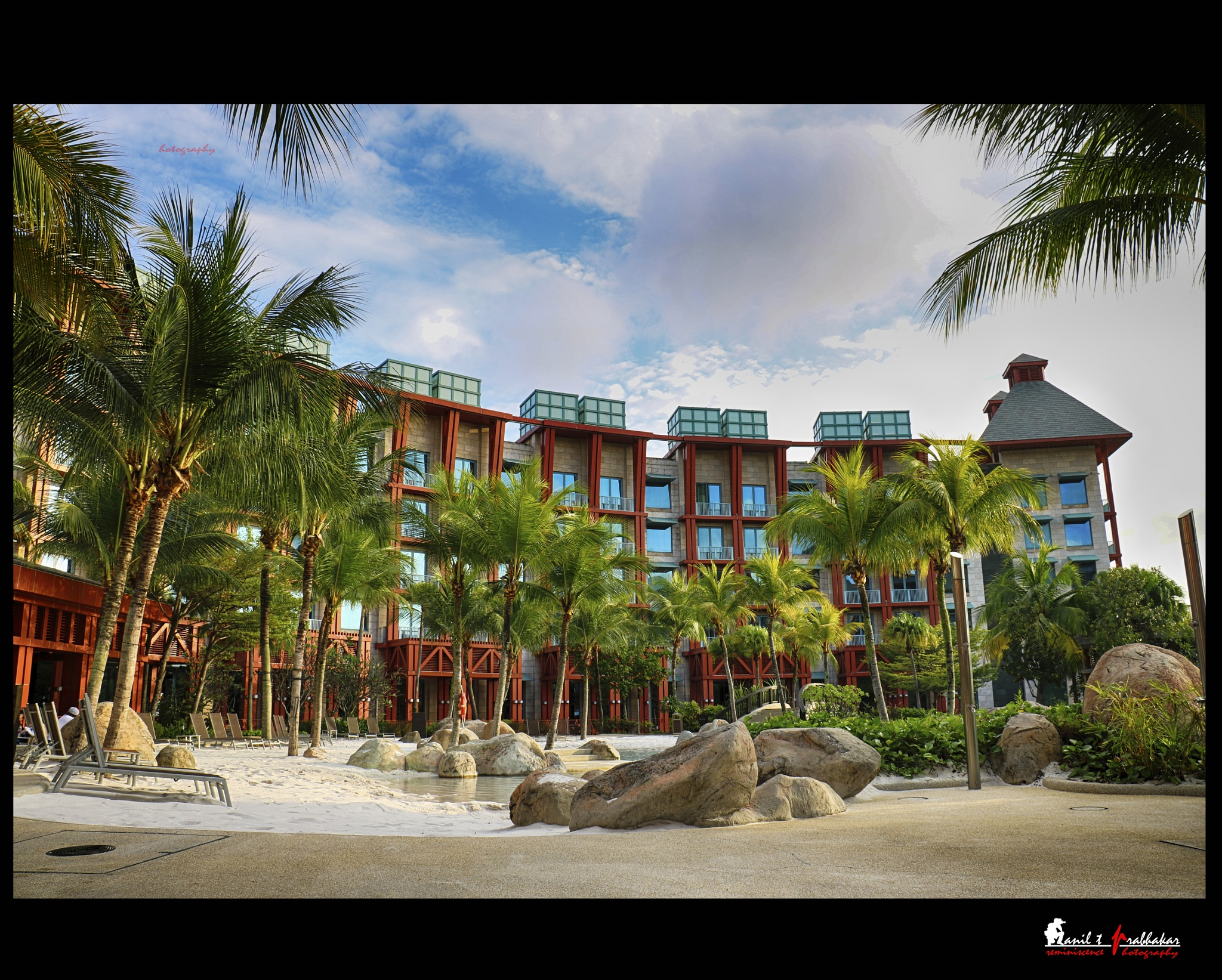 Hard Rock Hotel by Anil T Prabhakar