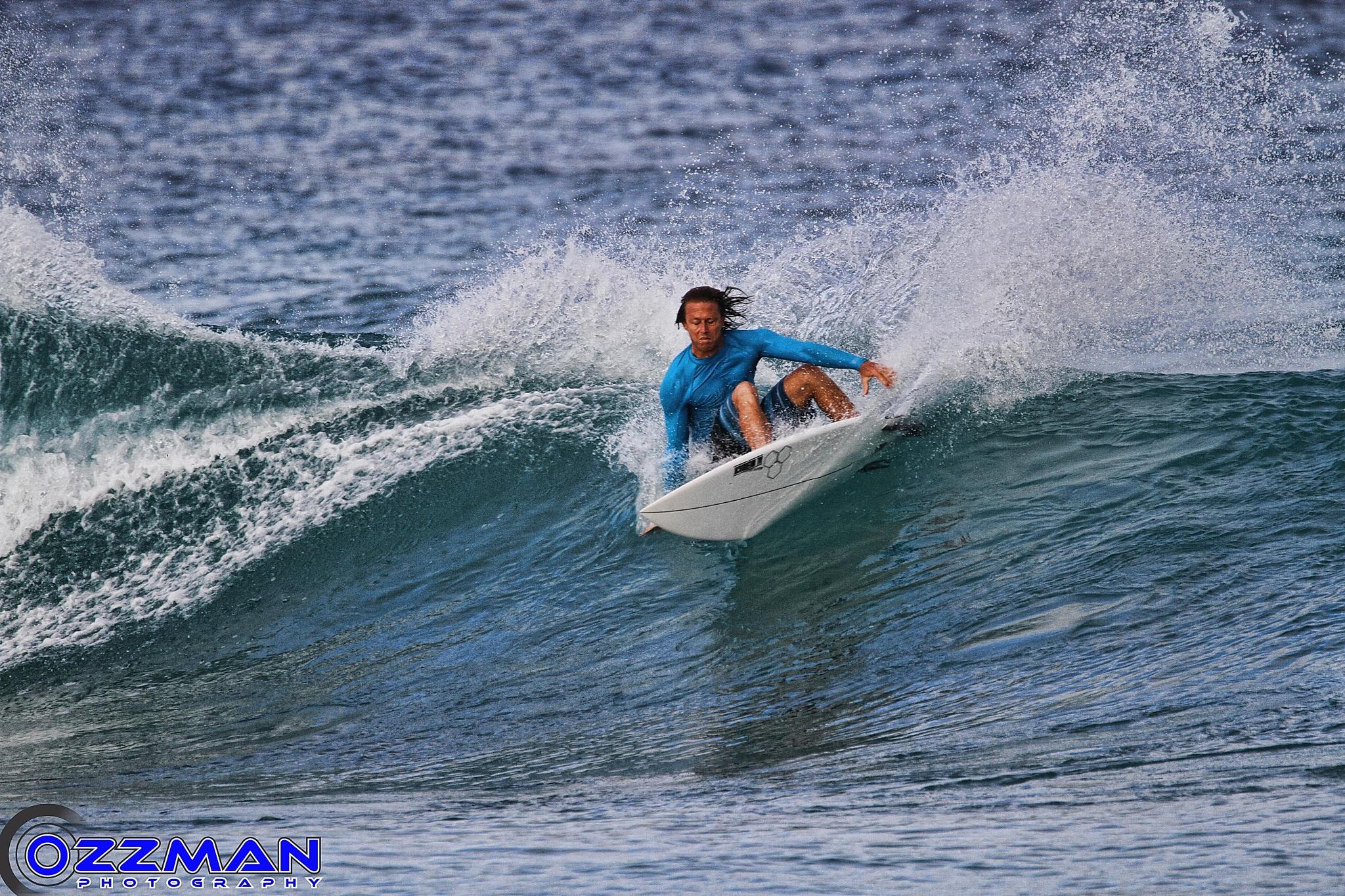 Surfer #3 by Ozzy Osborne