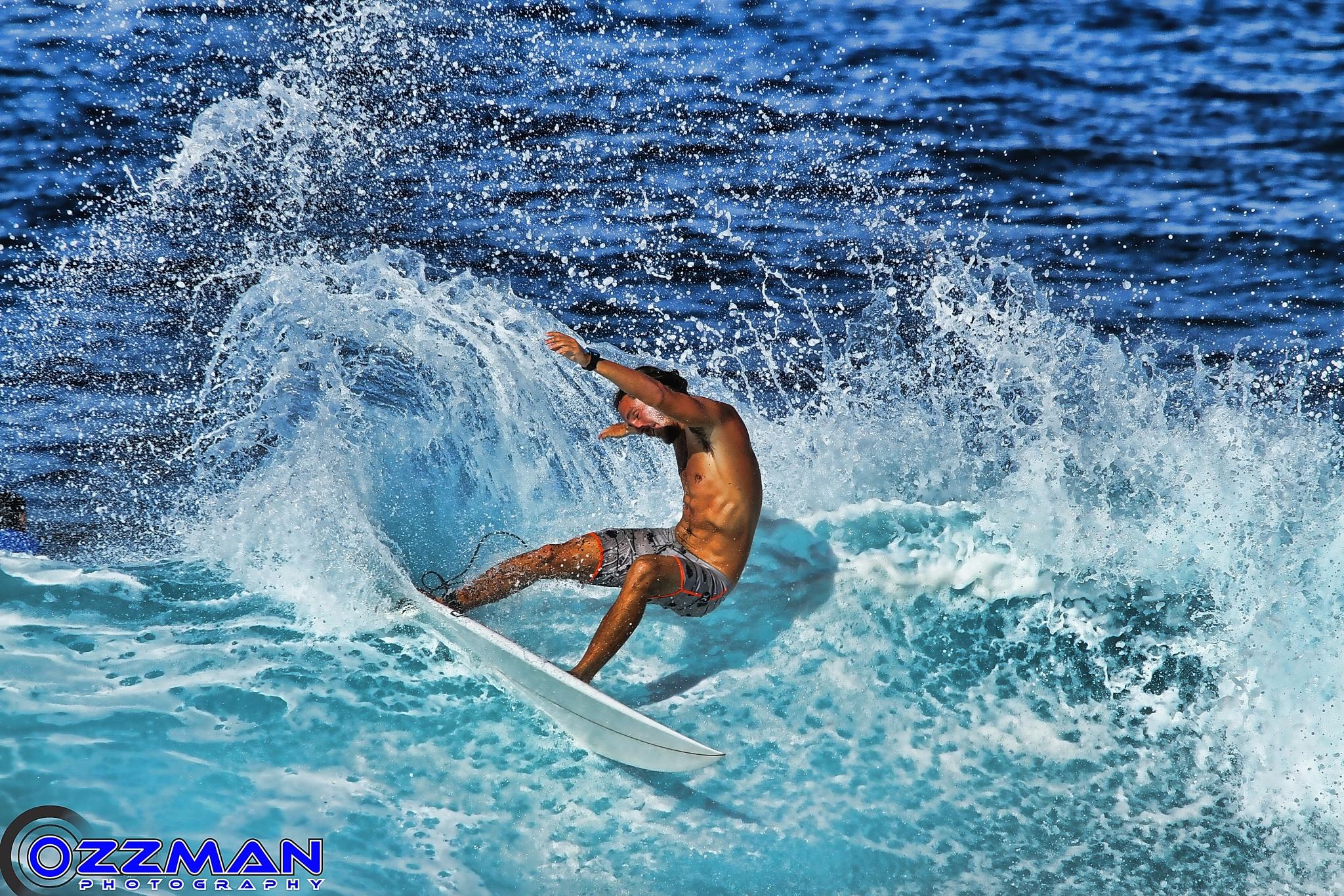 Surfer #4 by Ozzy Osborne