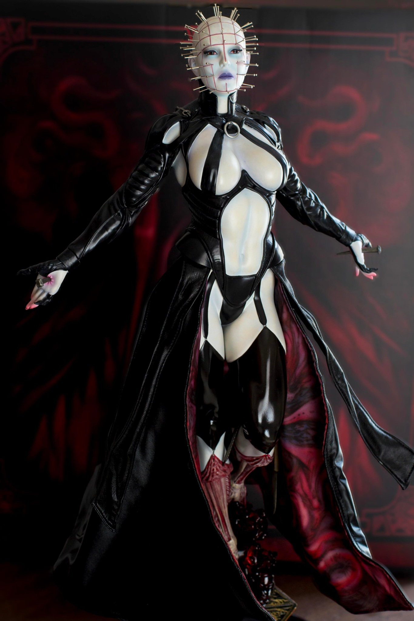 Hell Priestess 1 by Brian Maxwell Photography