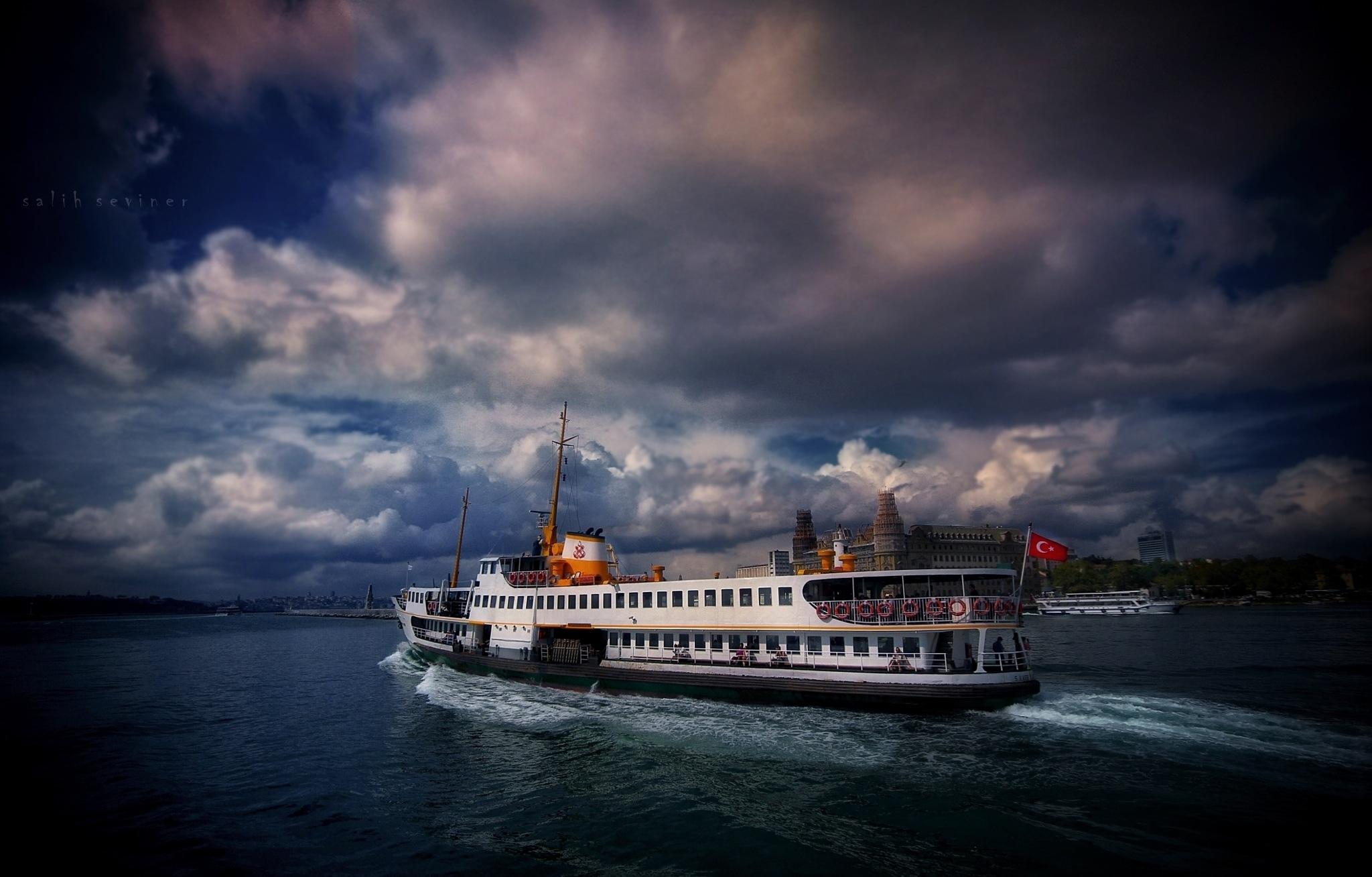 Istanbul stories - ritual.. by Salih Seviner