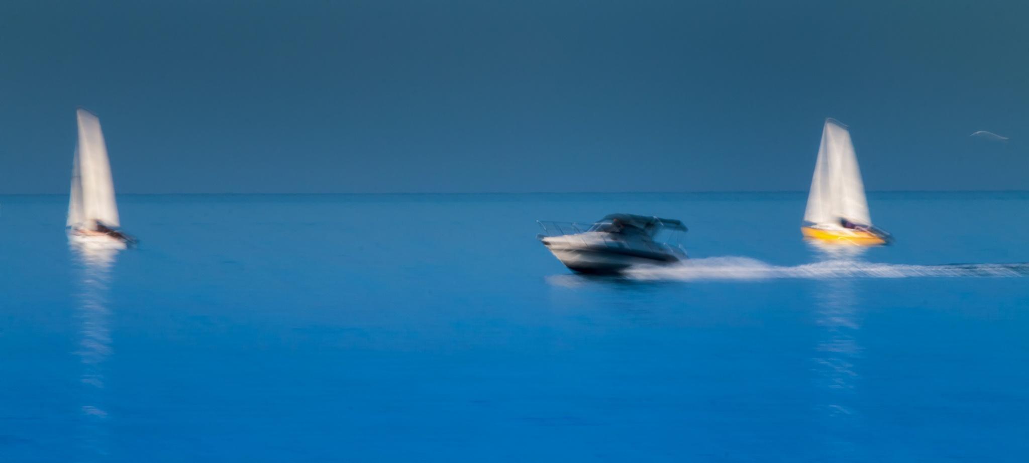 The Escape by Michele Marrucci