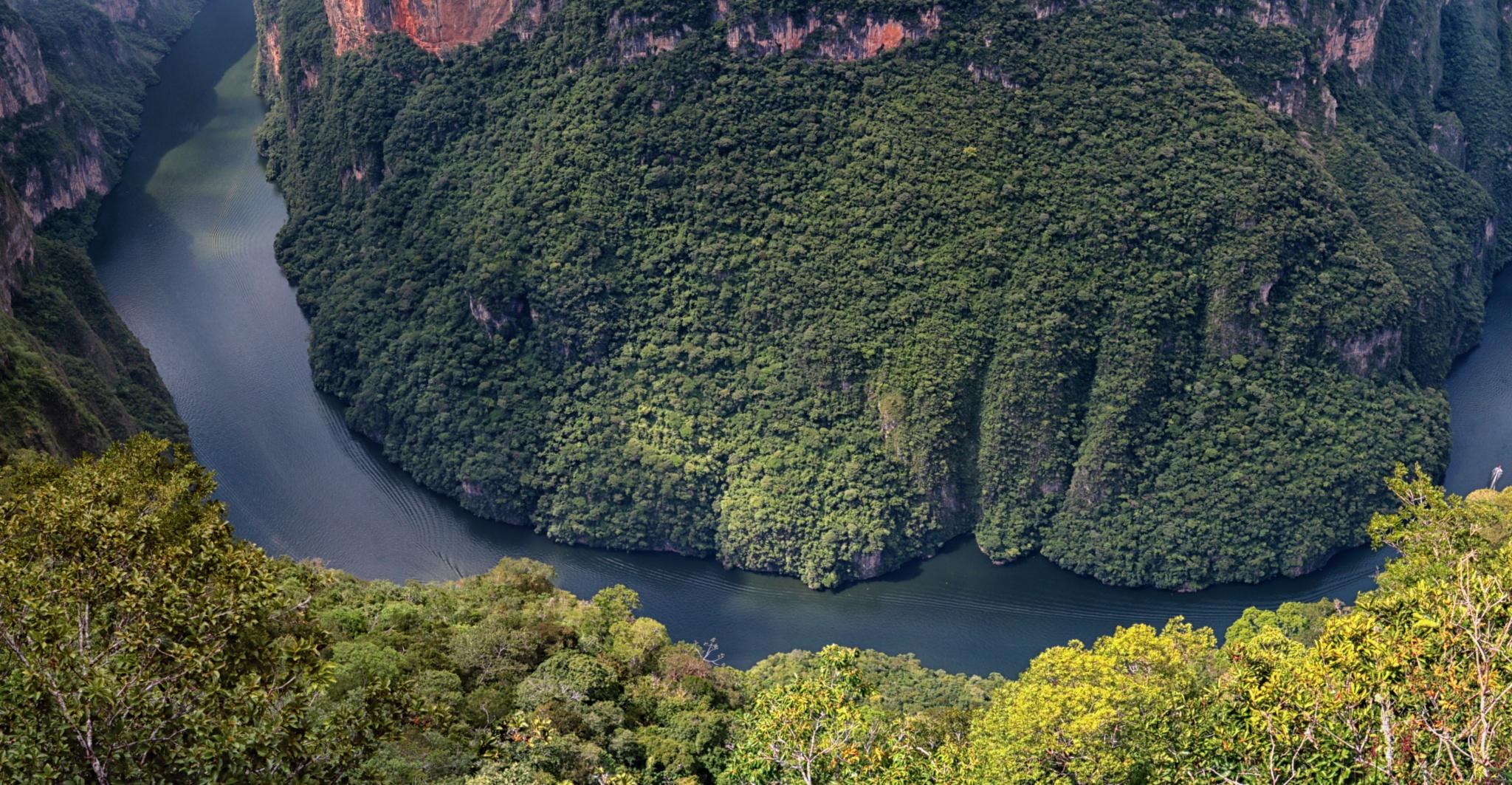 Sumidero Canyon  by Michele Marrucci