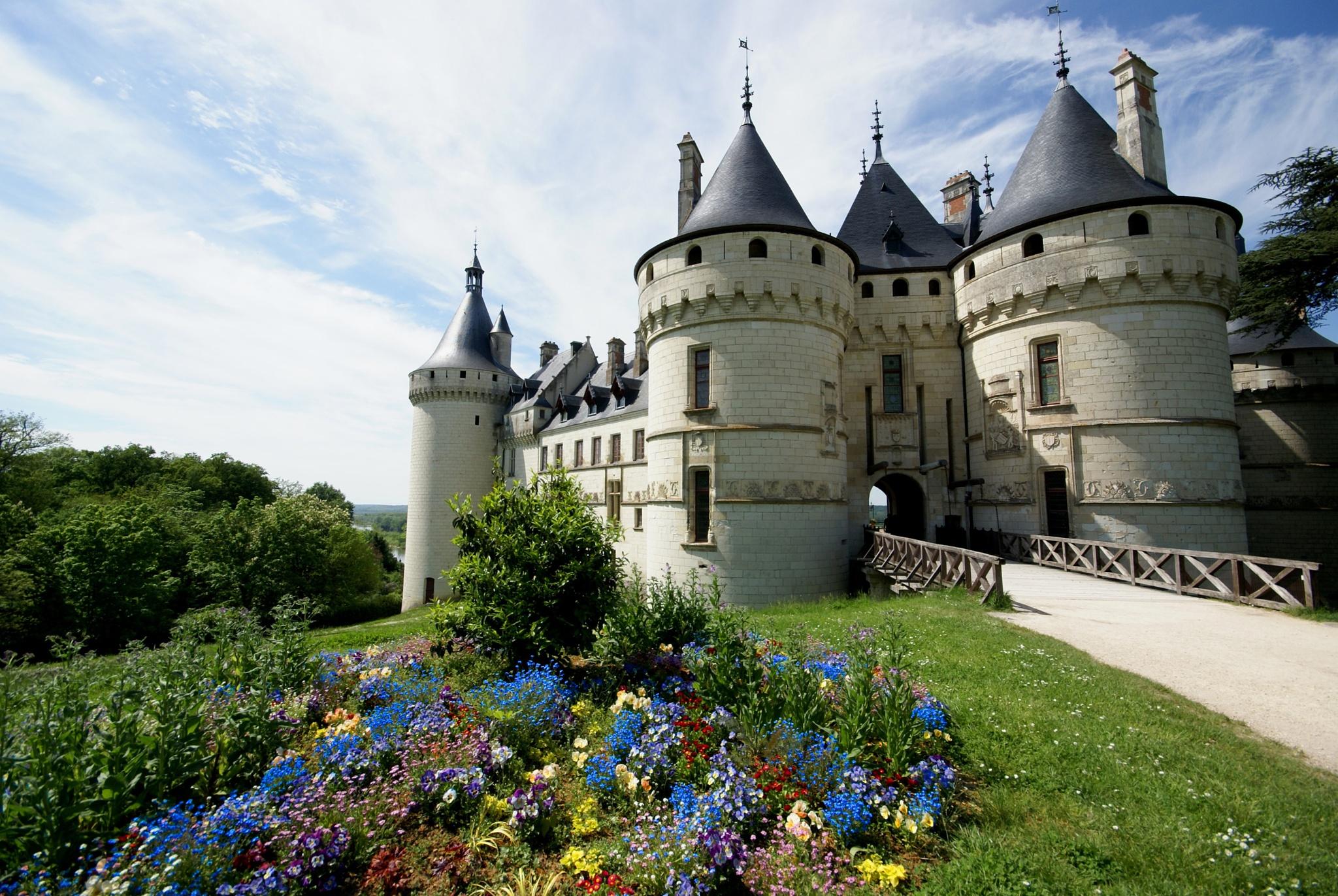 The Château de Chaumont  by Marko Erman