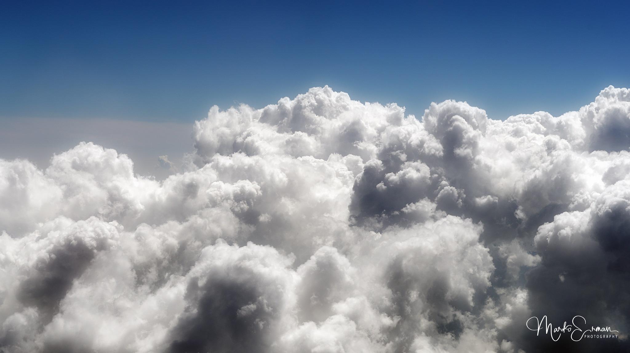 Flying  by Marko Erman