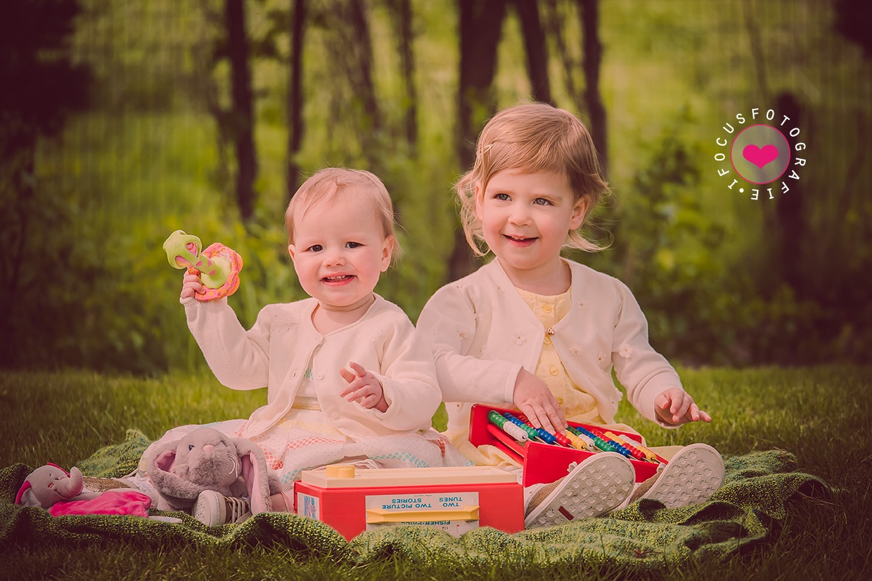 Little Sisters by Studio Nicky Jacobs