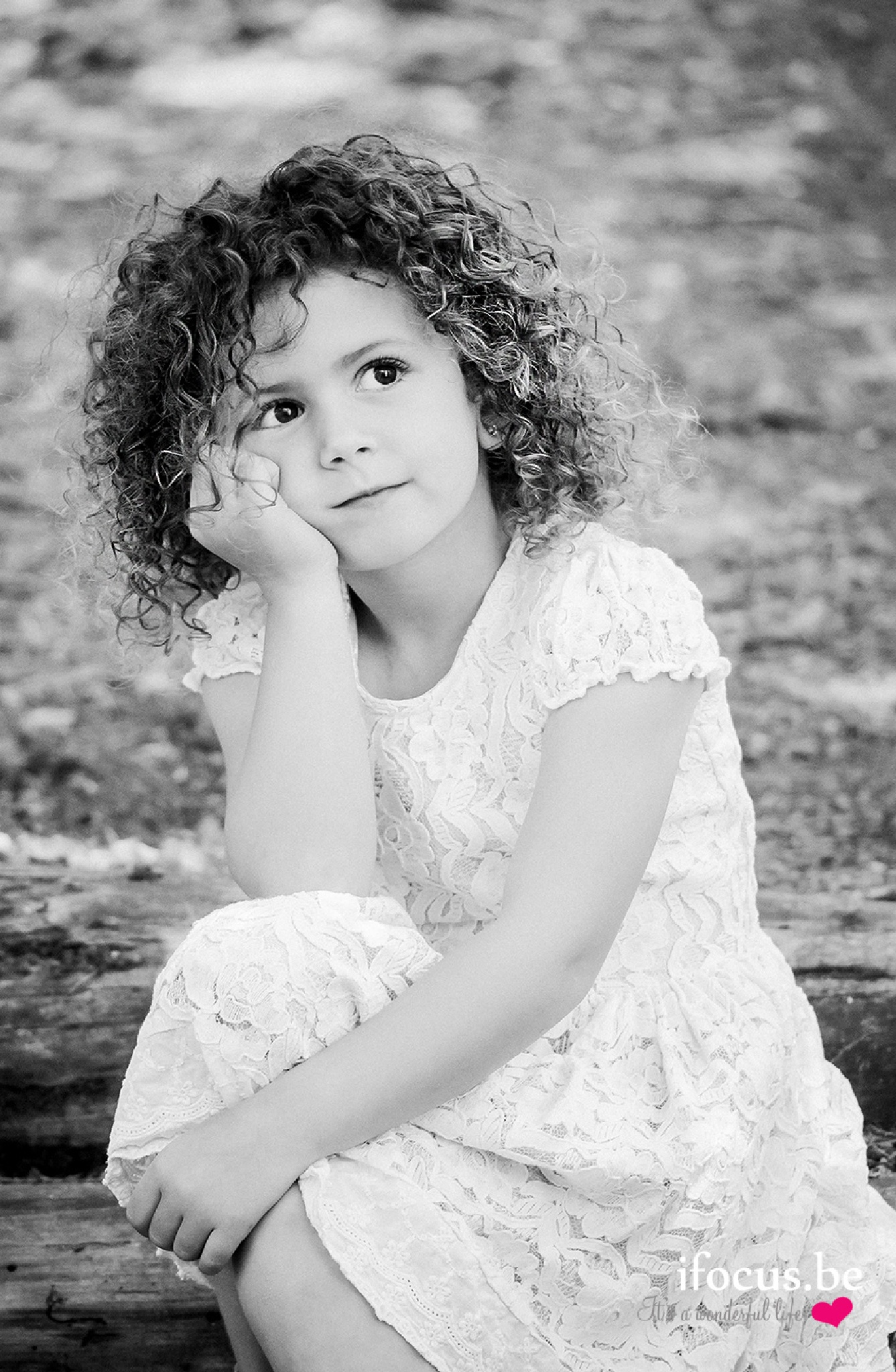 Curly Girl by Studio Nicky Jacobs