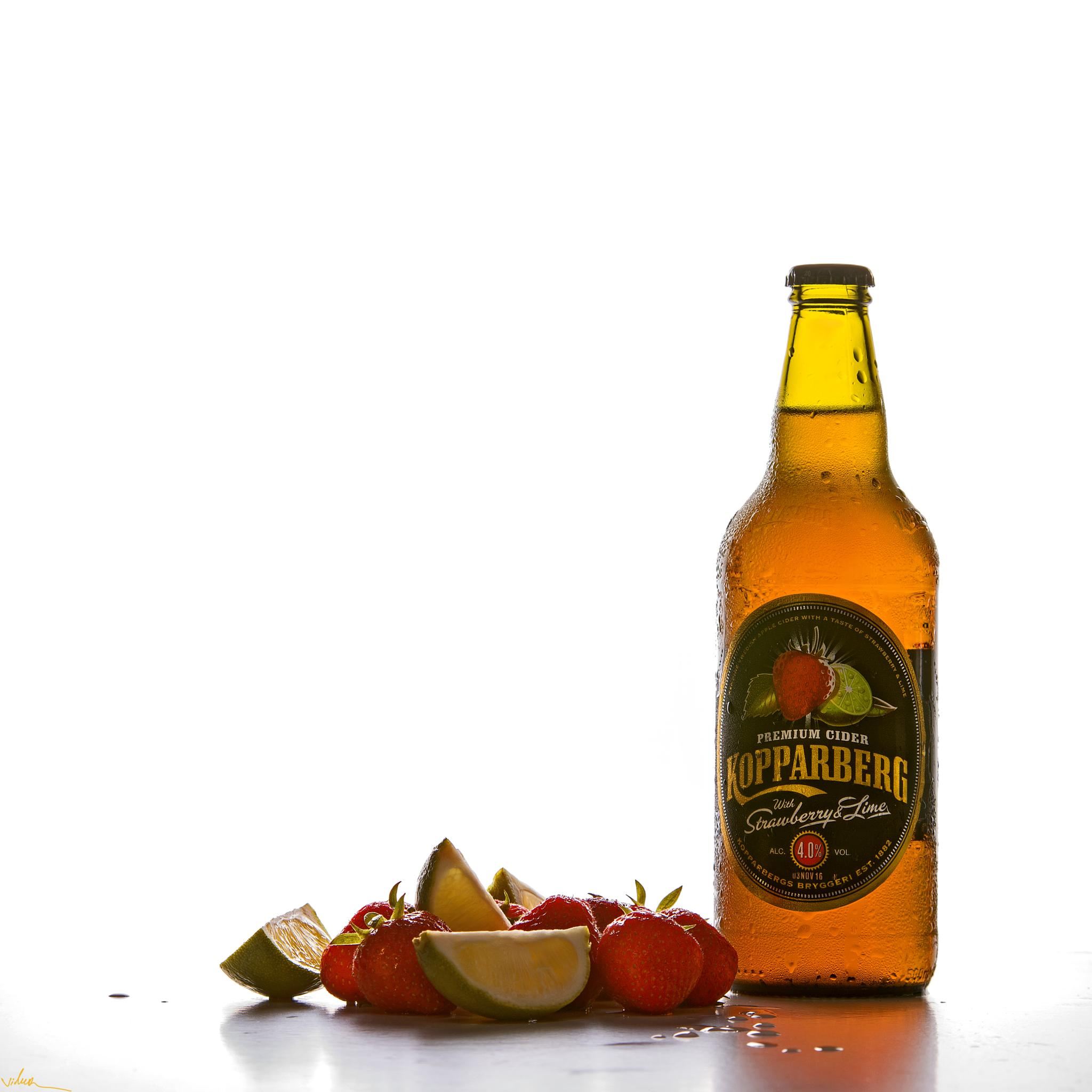 Photo in Product #kopparberg #cider #product #vichekphotography #nikon #london