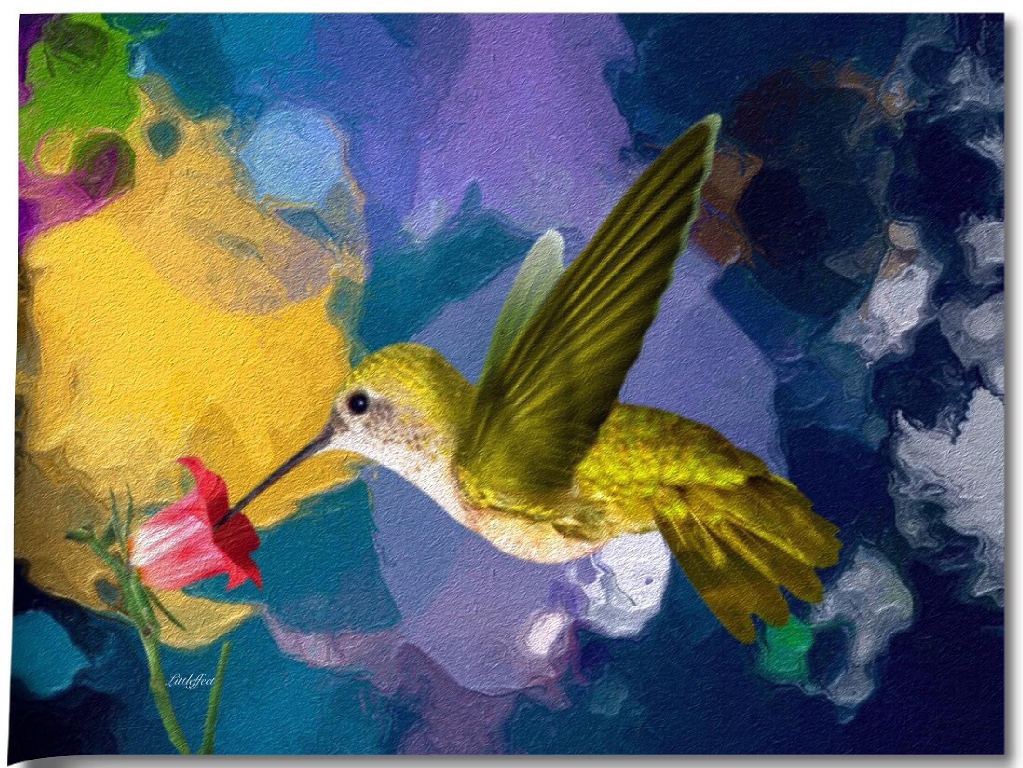 Nectar  by Littleffect