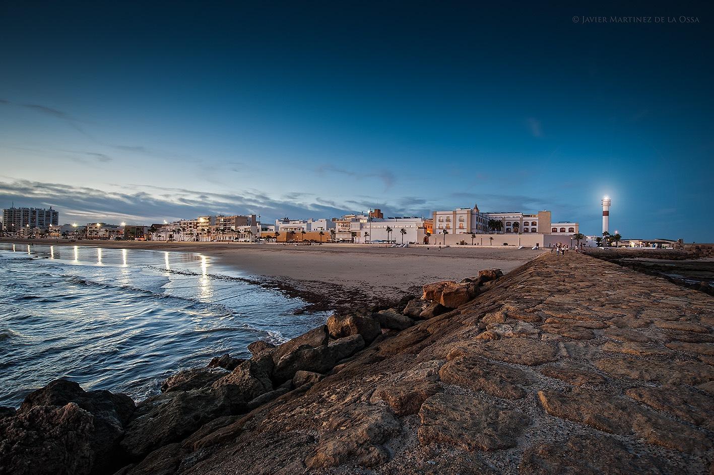 El Faro de Rota by Javier Martinez de la Ossa