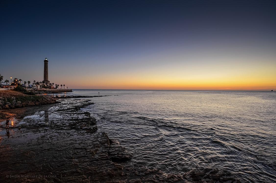 Faro de Chipiona by Javier Martinez de la Ossa