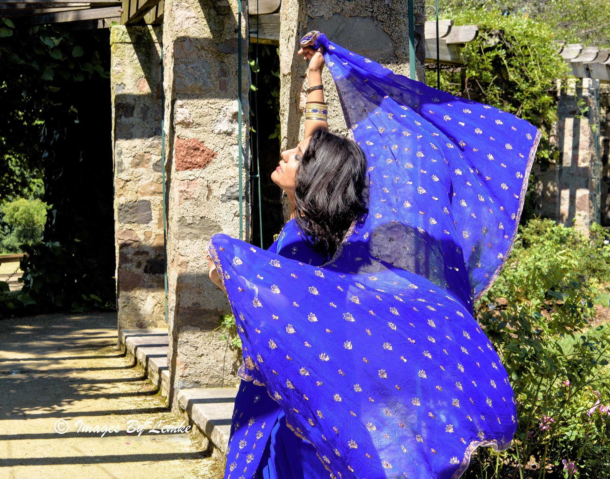 Free Spirit, Indian Bride 2 by ImagesByLemke