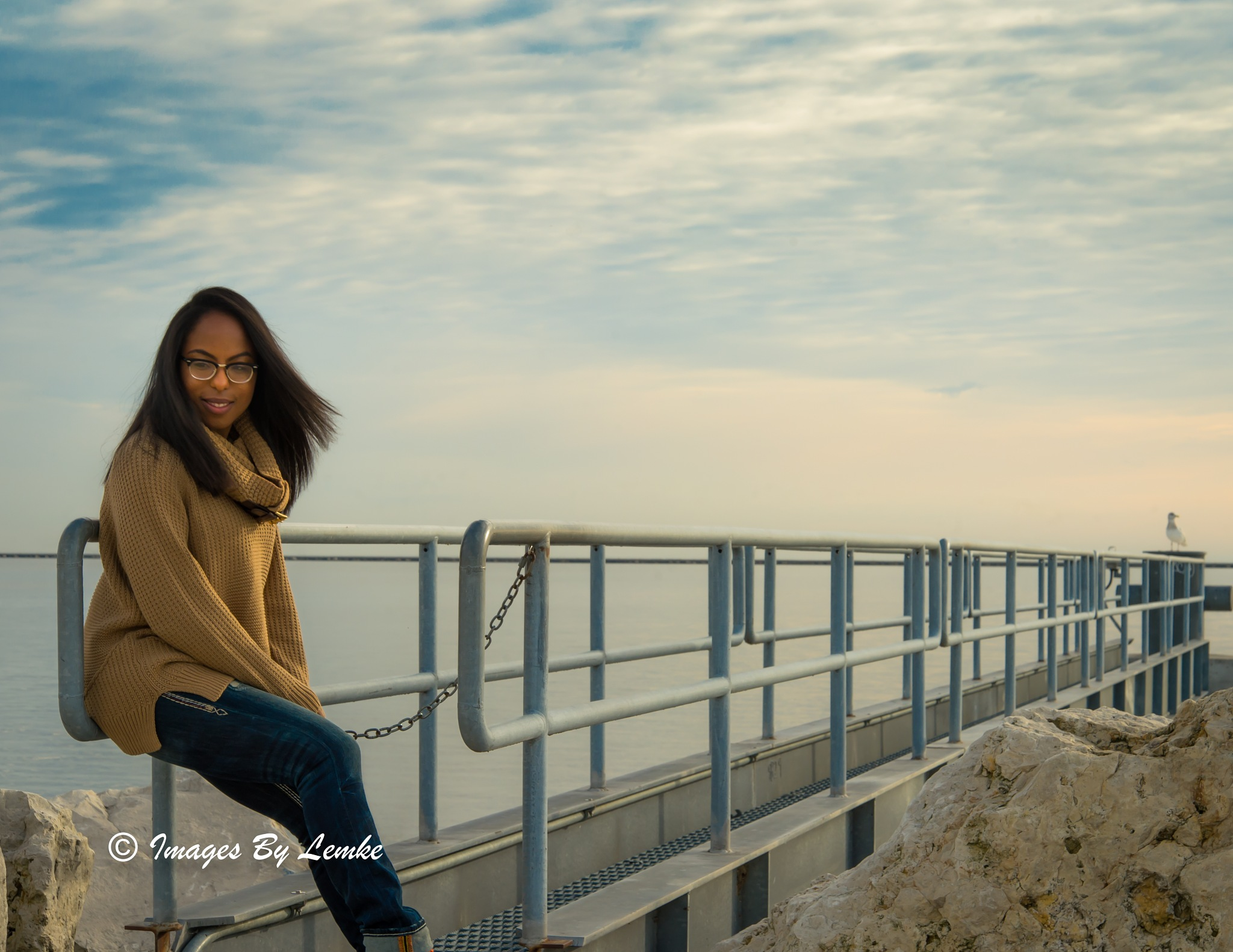 Two Free Spirits by ImagesByLemke