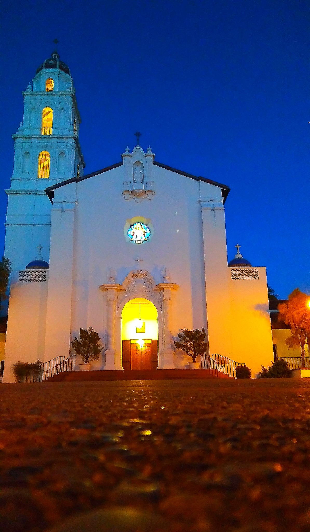 Saint Mary's Chapel by Laurie Puglia