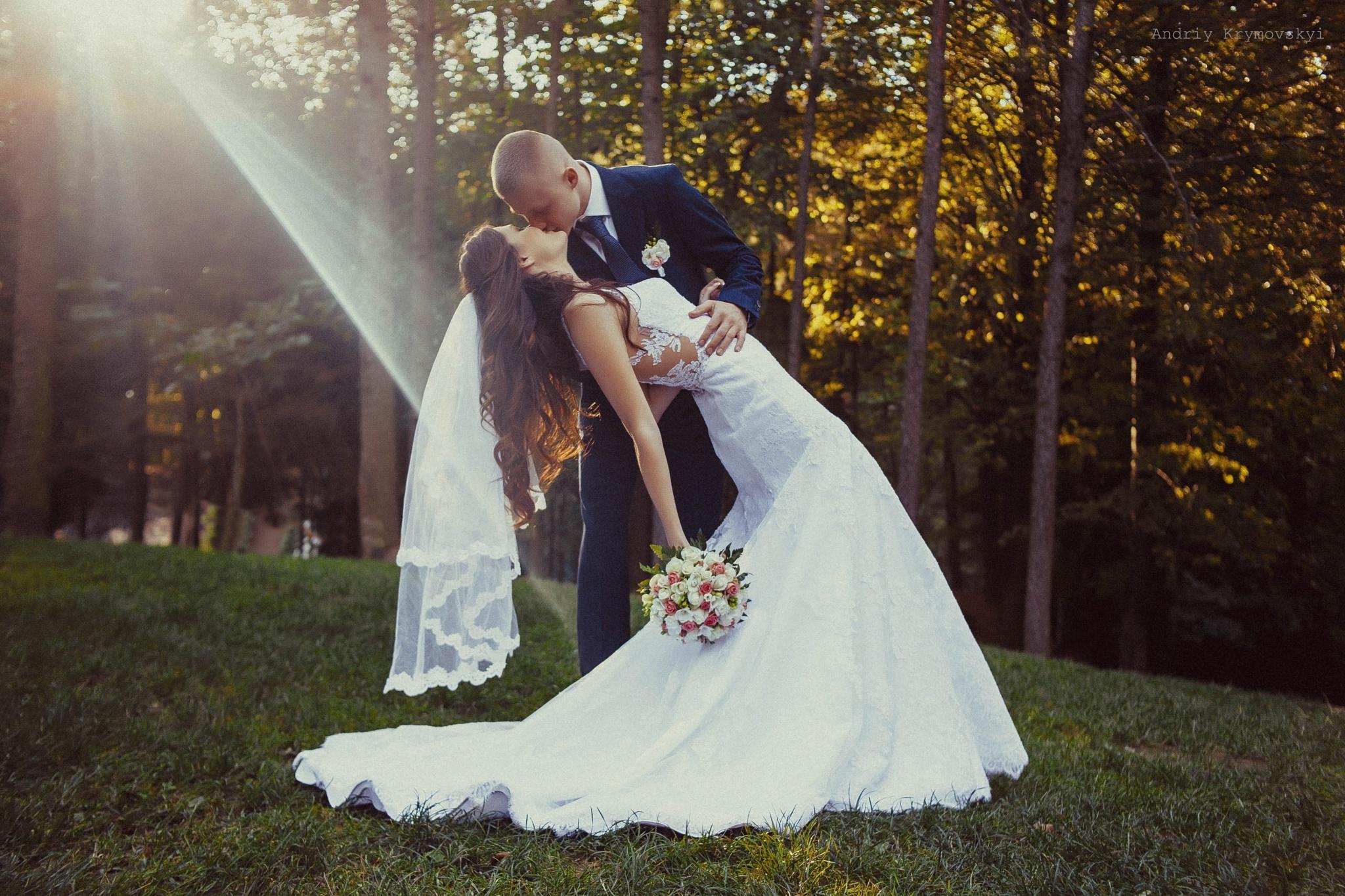 beautiful wedd by Andriy Krymovskyi