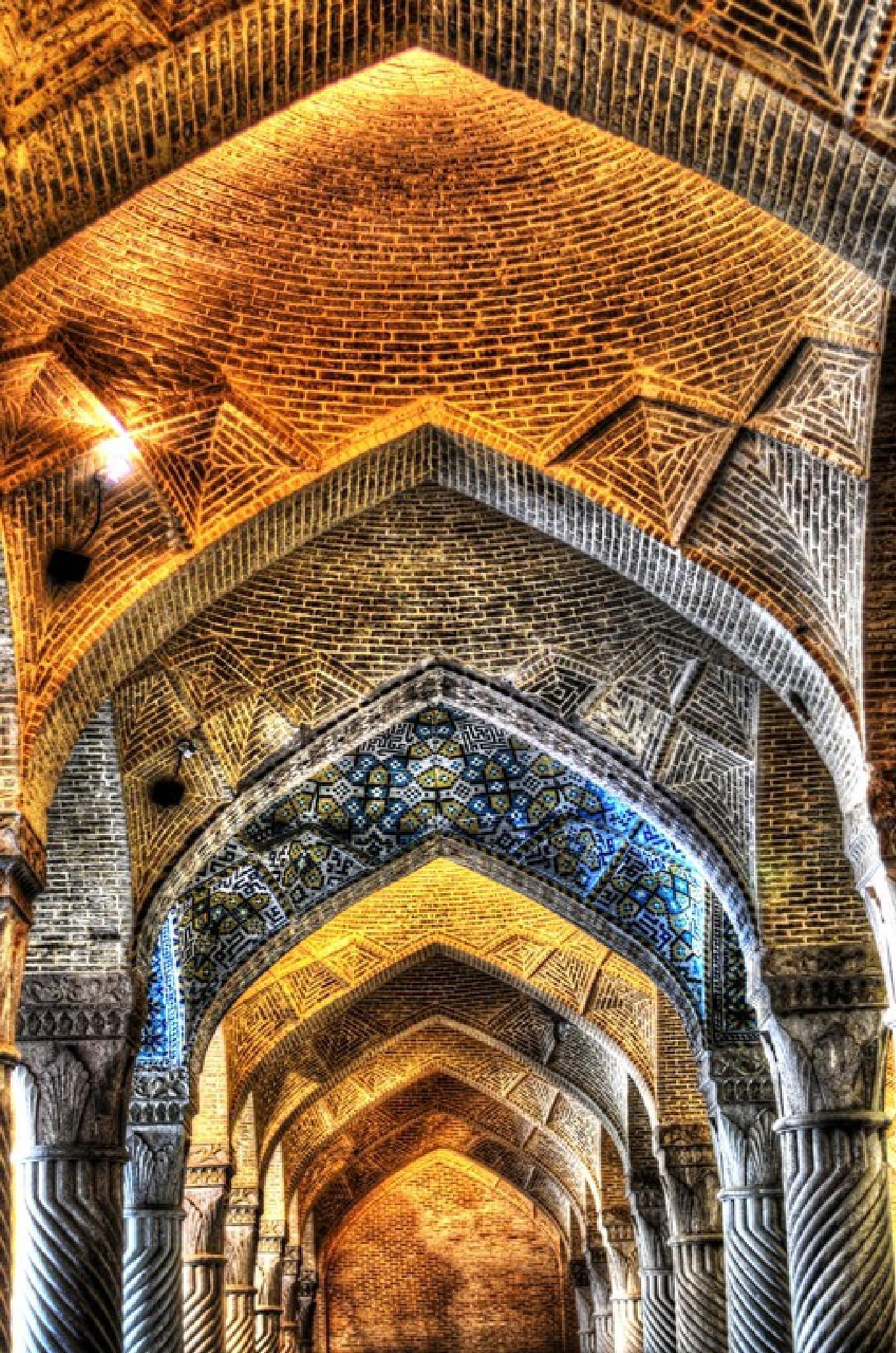 Vakil Mosque by Ehsan Brenjkar