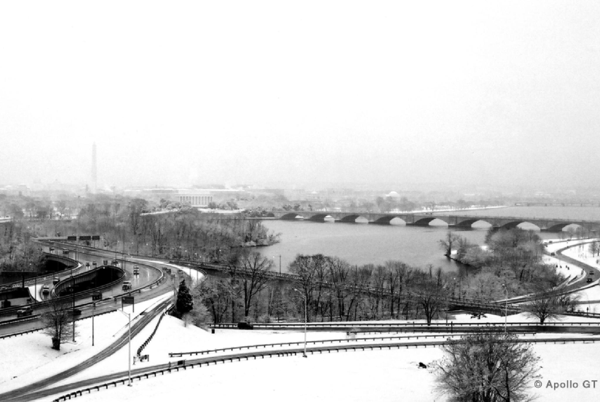 DC in White by ApolloGT