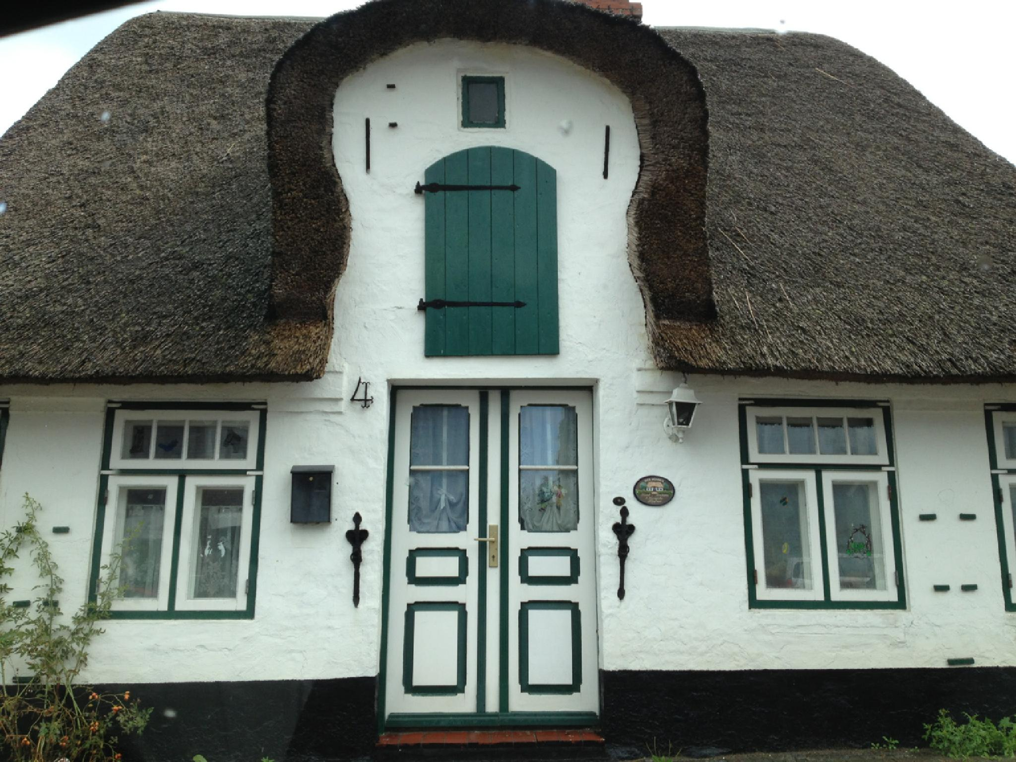 North Friesian Cottage by Katy Haecker