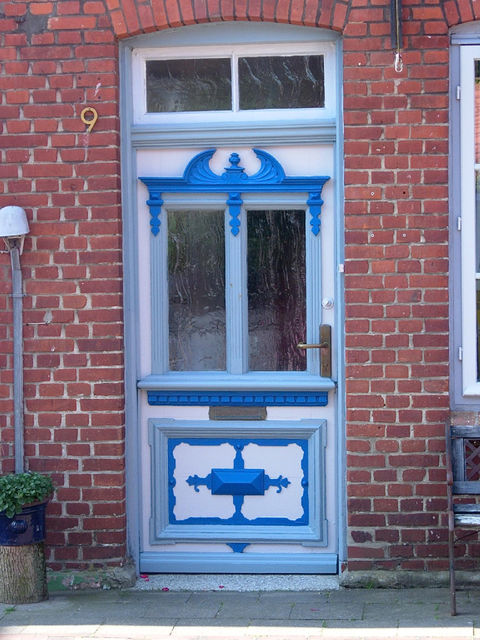 North Friesian Door (19) by Katy Haecker