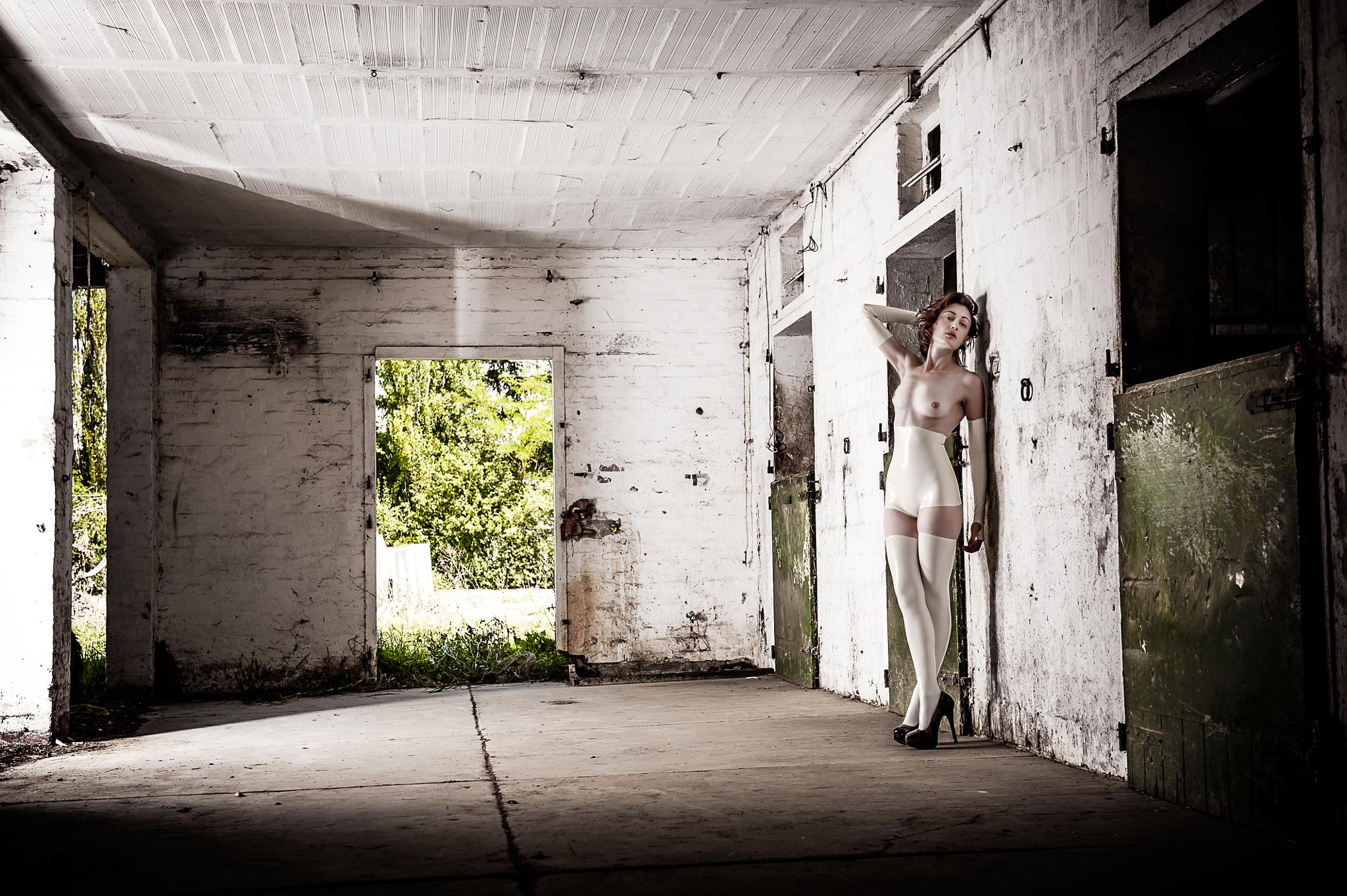 Stable girl by Massimo Ardifoto