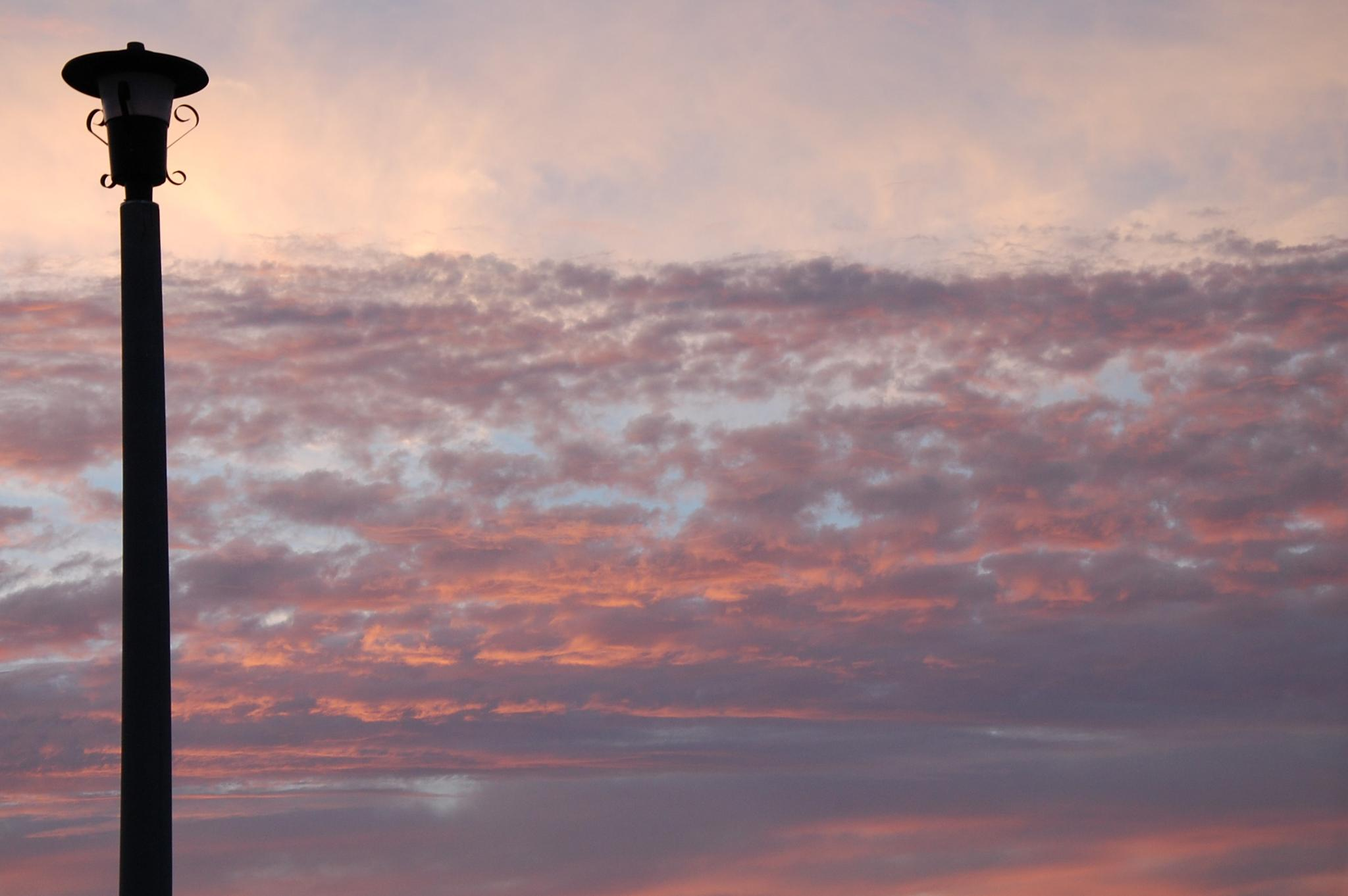 Cotten Candy Sky by CindyLou