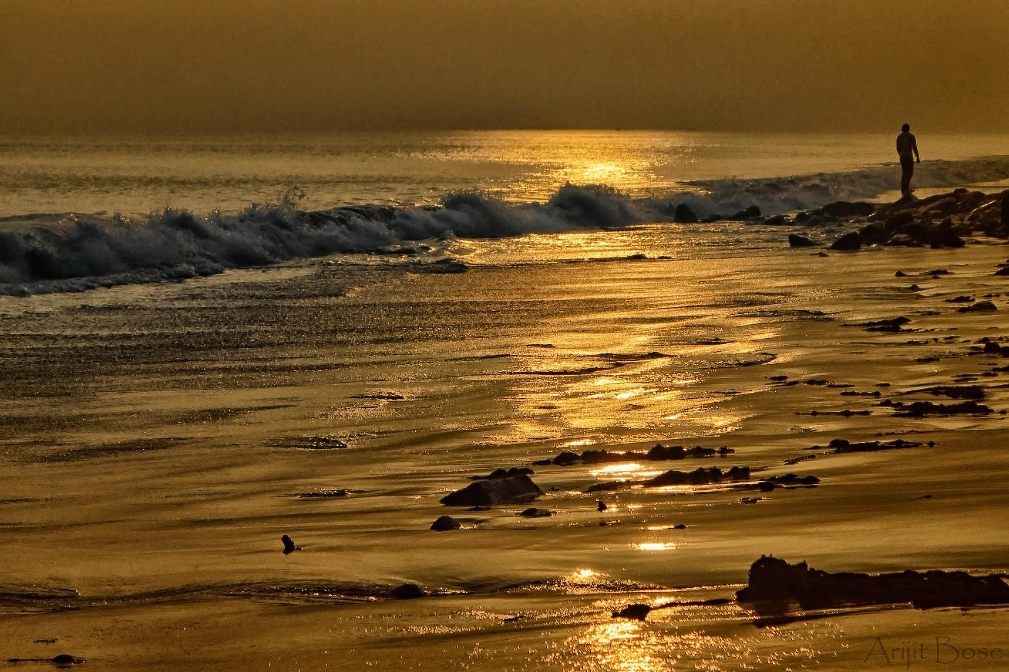 Golden hour. by ArijitBose