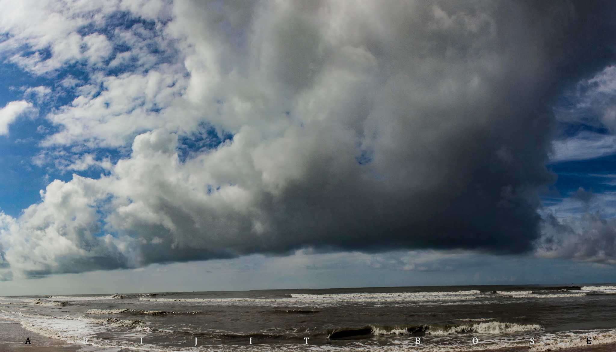 Tajpur seashore. by ArijitBose