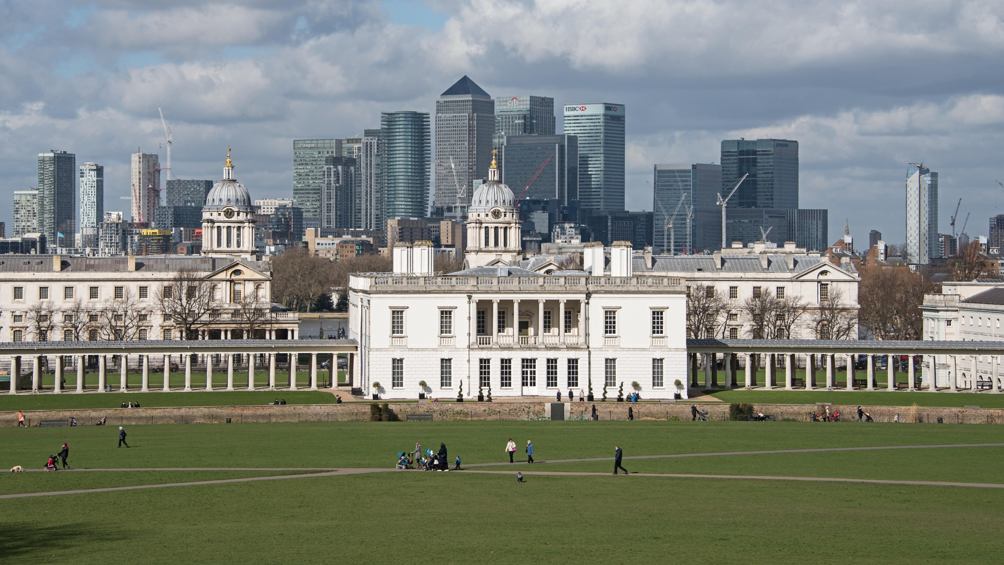 Postcard from Greenwich by BrianS