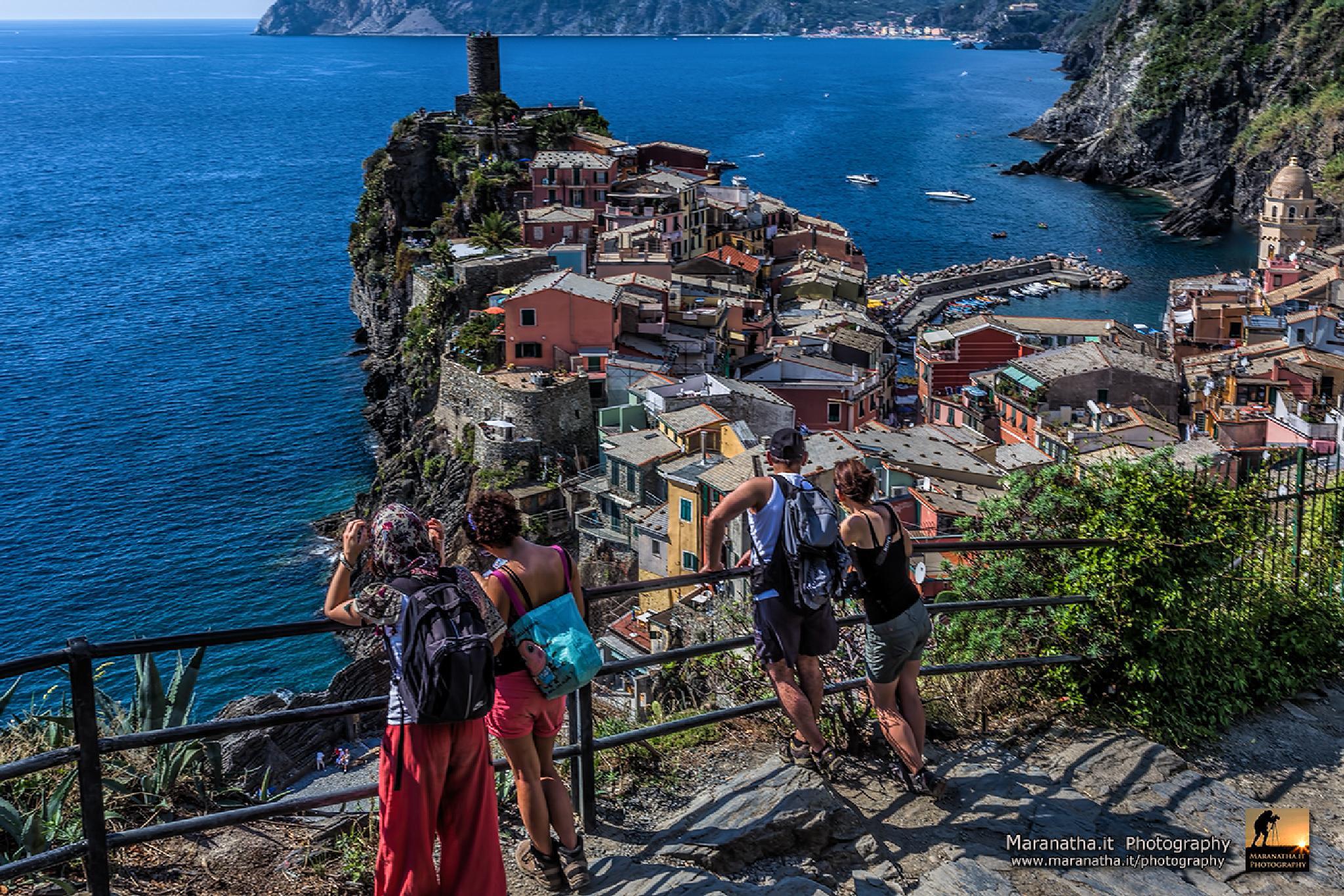 Vernazza, Cinque Terre, Liguria by Maranatha.it Photography