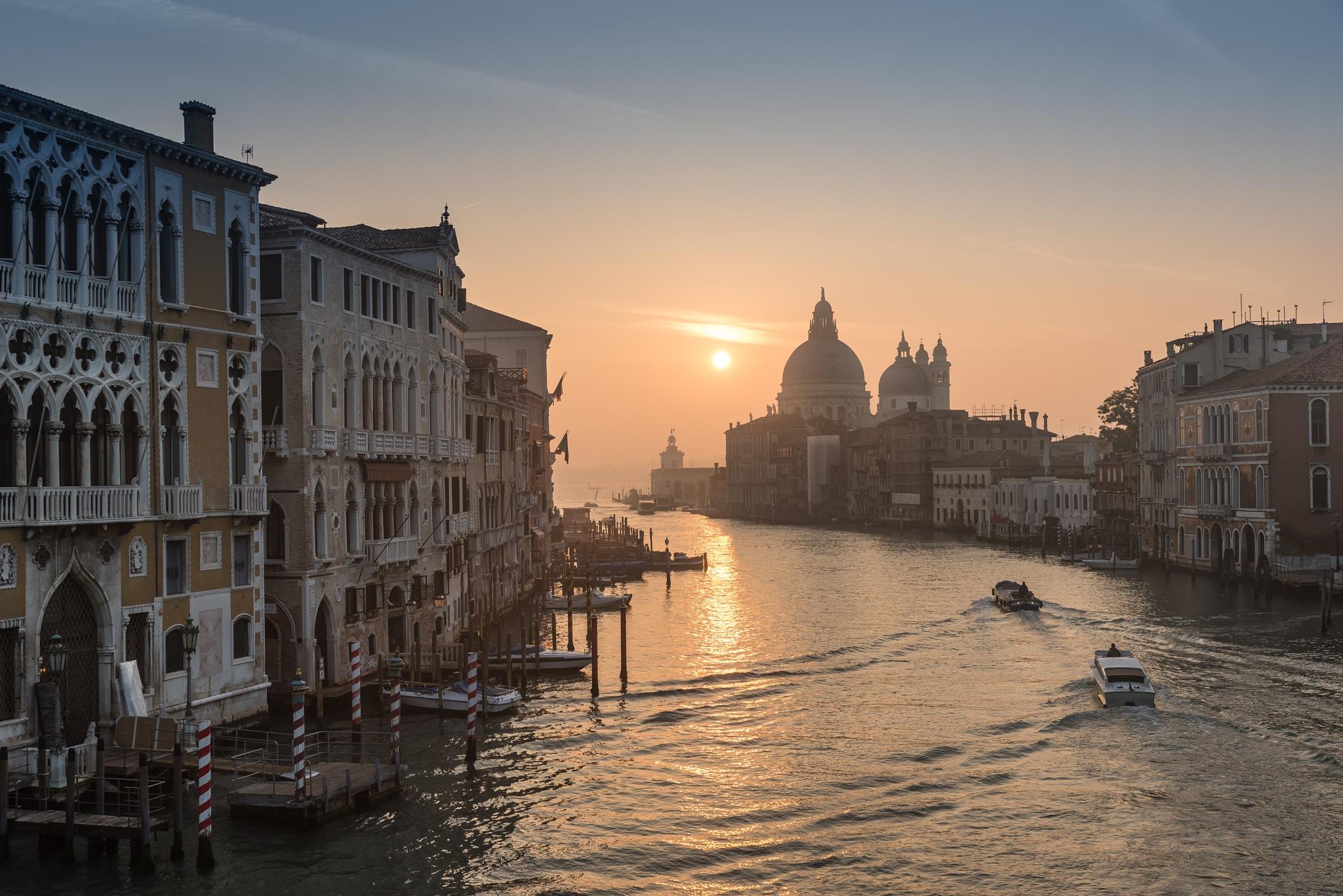 Venezia by Grisel