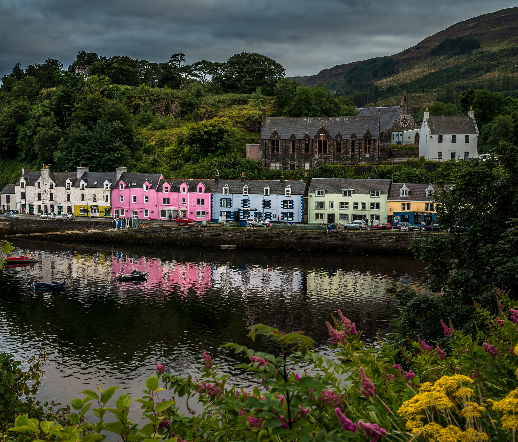 Portree by Grisel