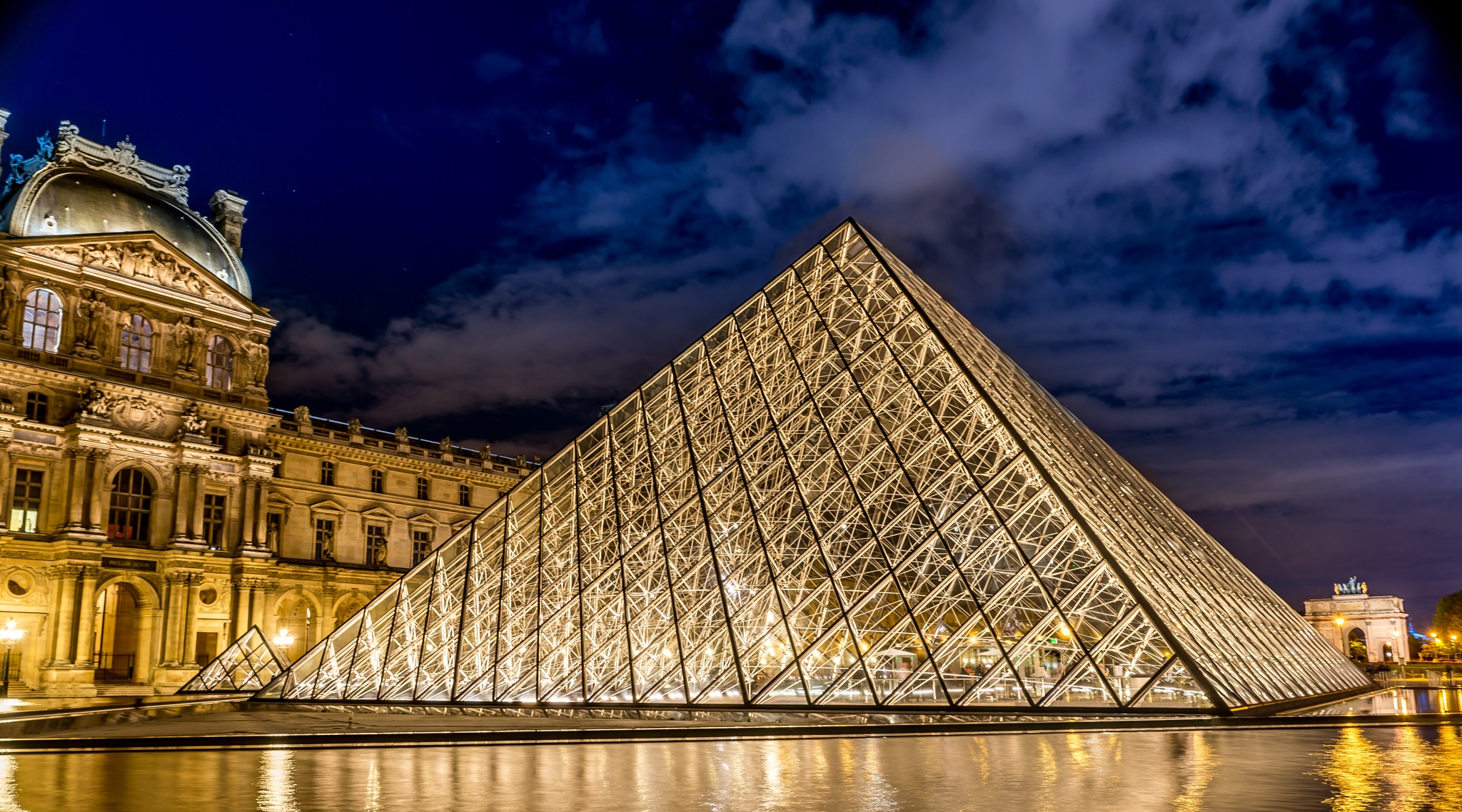 Louvre by Grisel