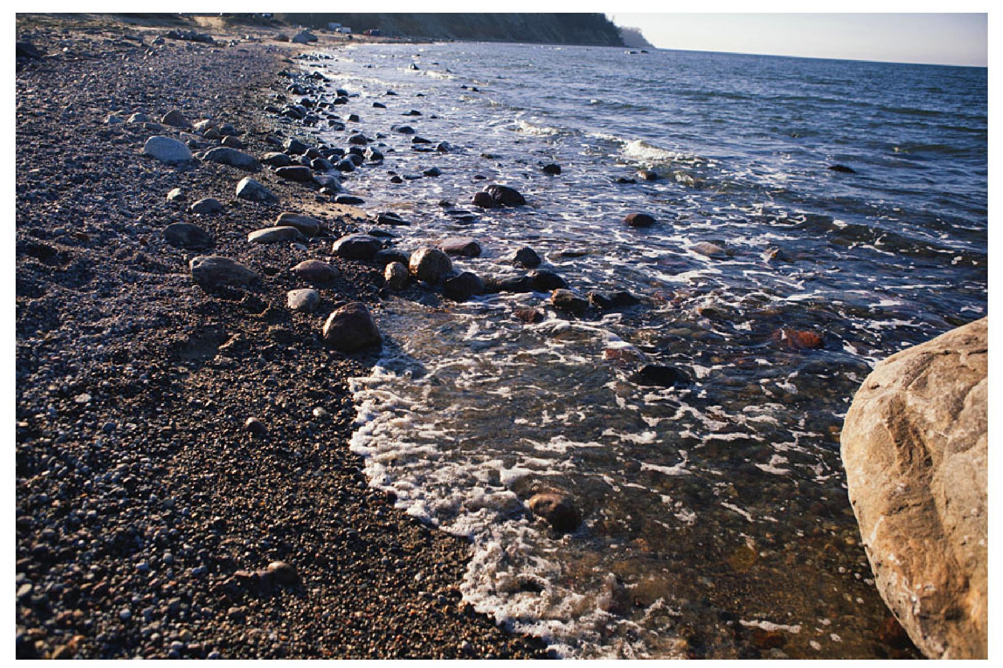 Photo in Landscape #sea #seashore #spring