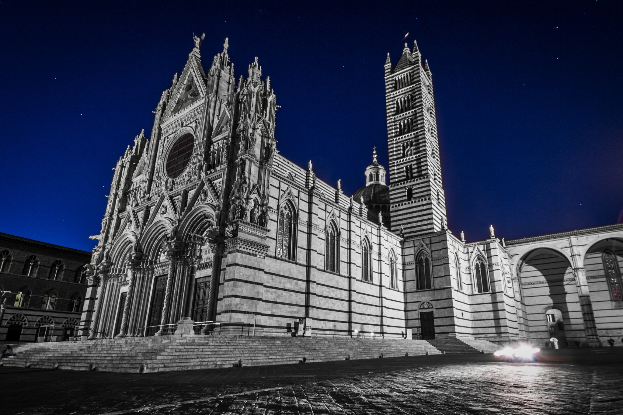 Dreaming of Siena by Boris Droutman