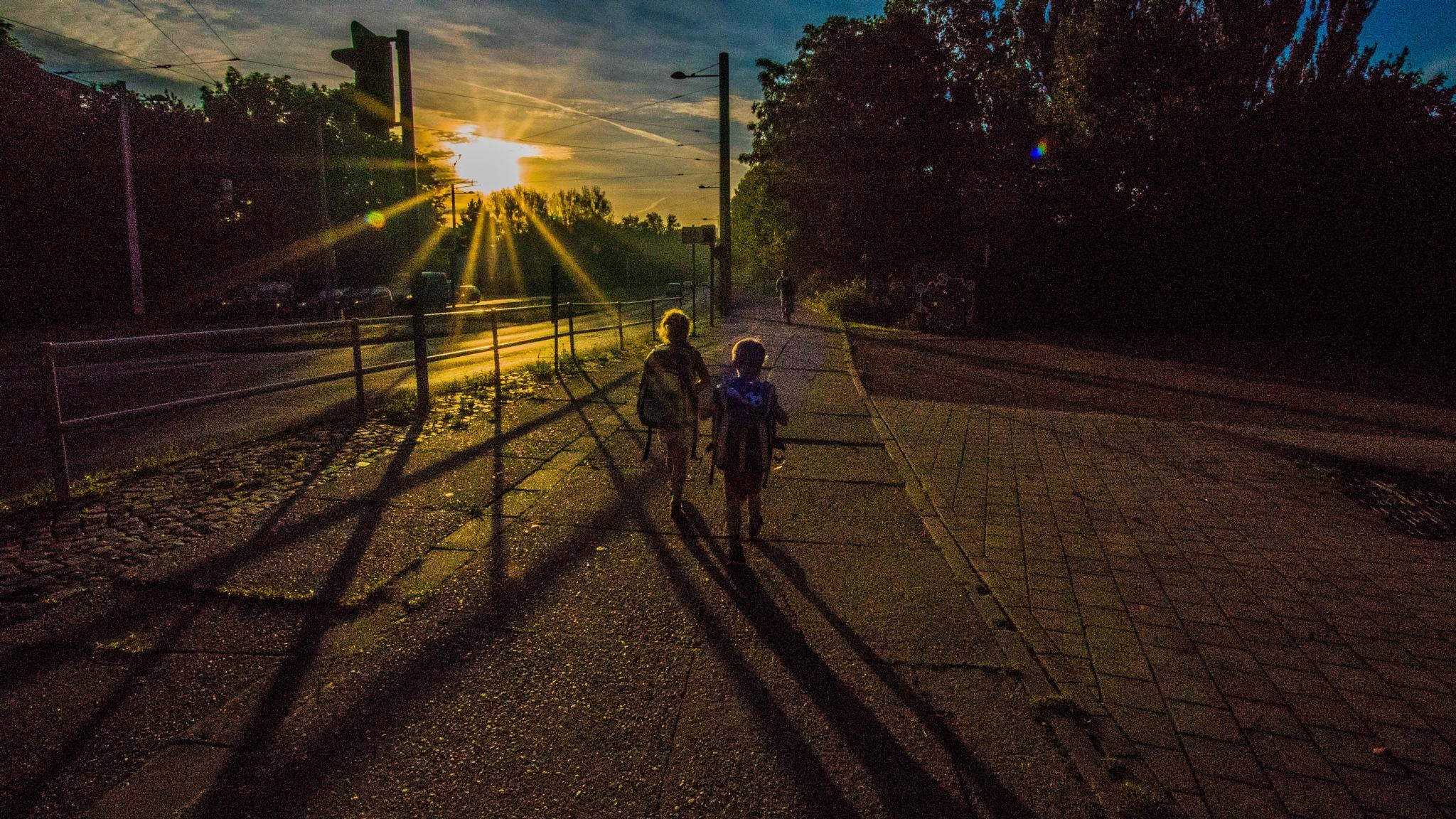 daybreak by Walter W. Price
