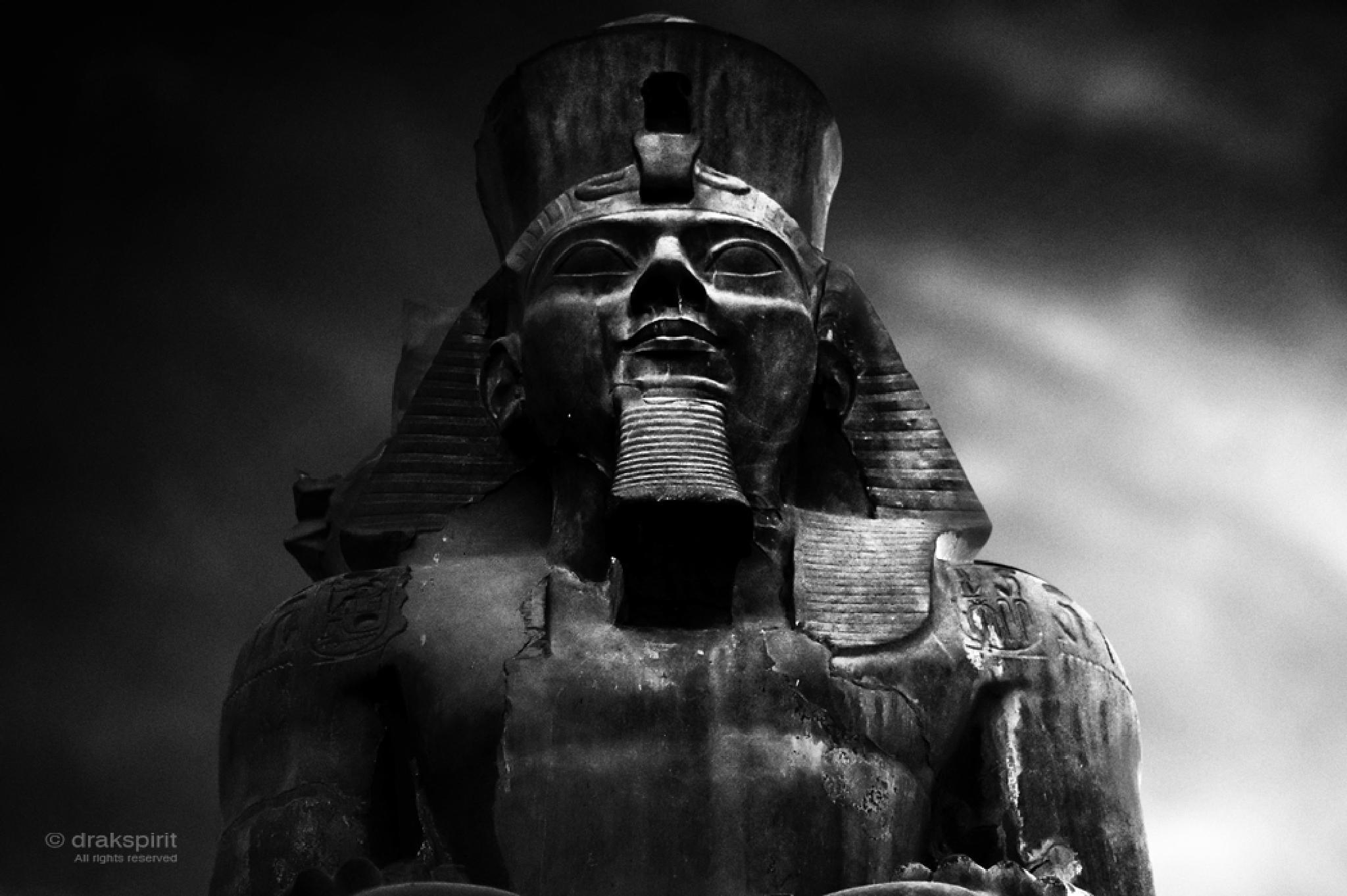 Ramses II by DrakSpirit