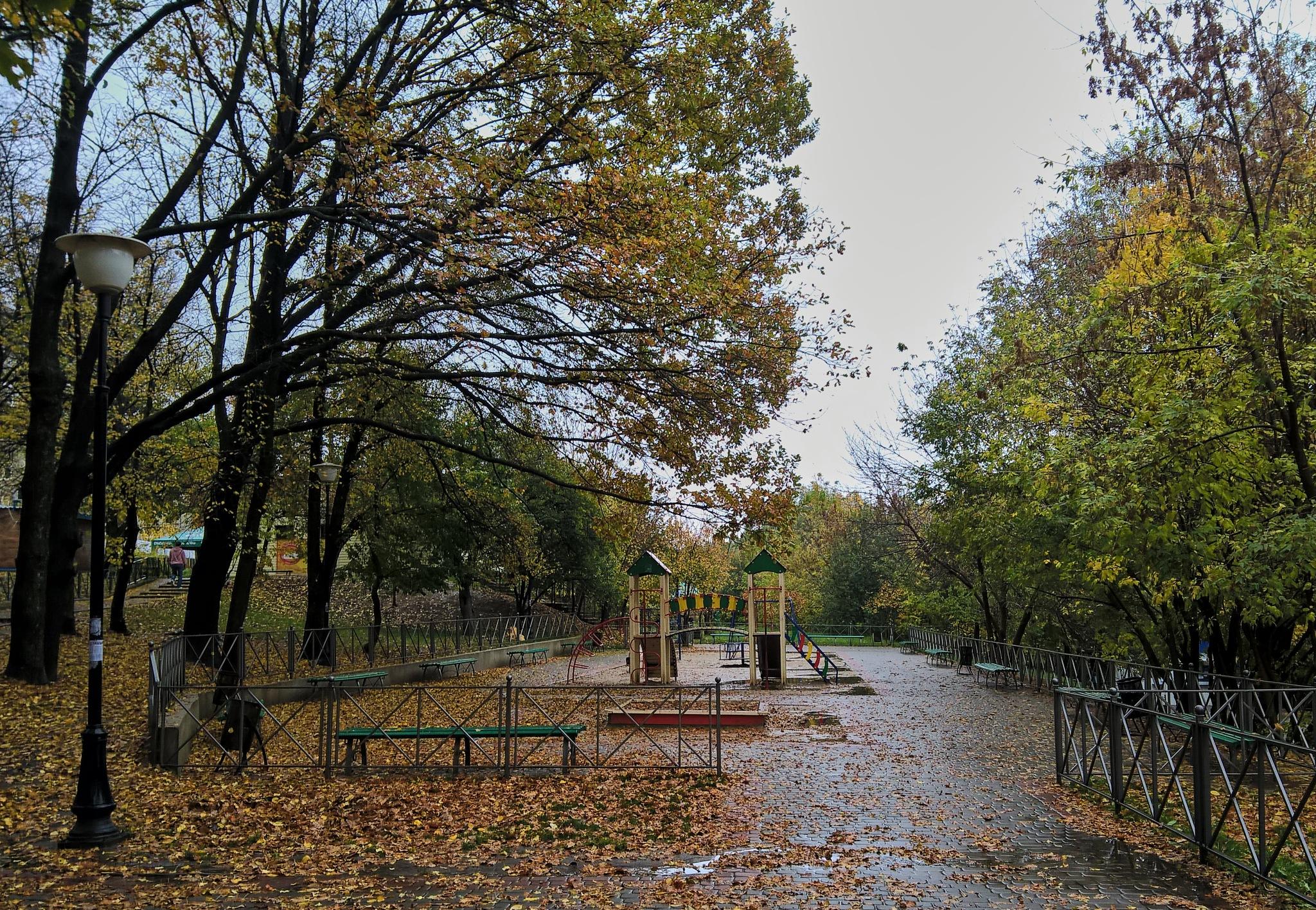 rainy day by Evgeniy L
