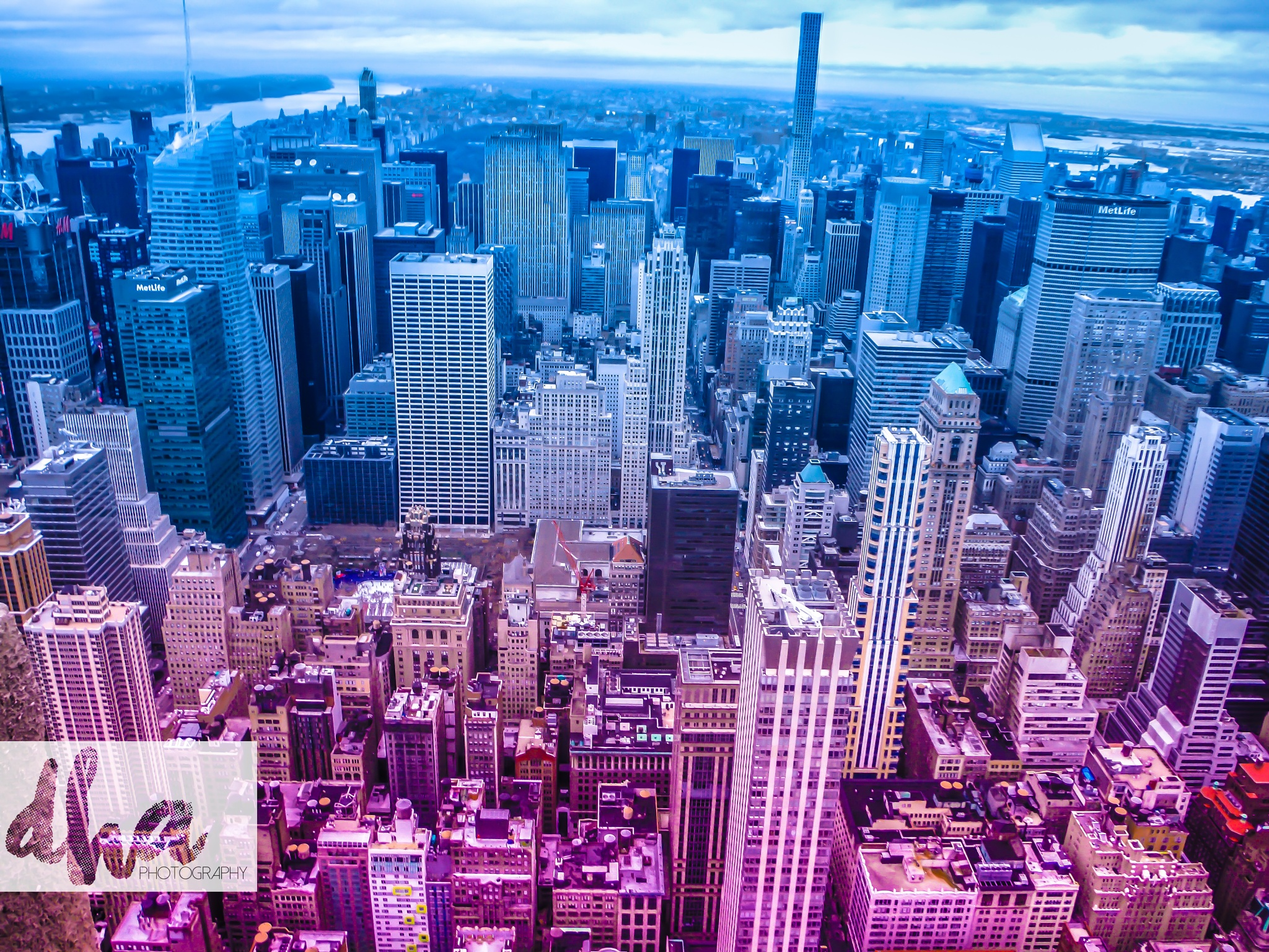 Photo in Cityscape #empire state building #new york city #new york #nyc #observation deck #.city #building #view