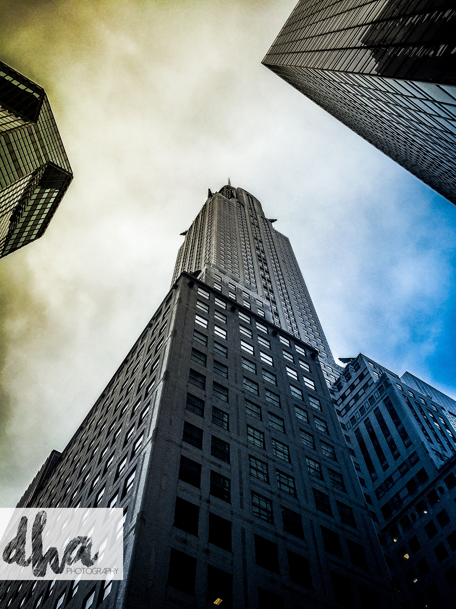 Chrysler Building | New York City | Skyscraper by DHa.photography