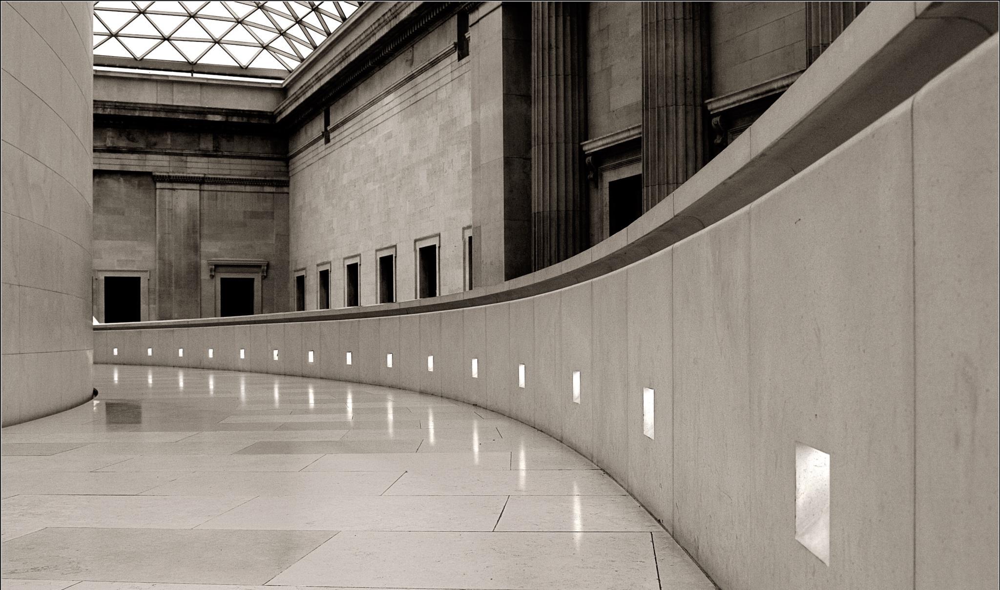 British Museum, London  by Robert Bilinski