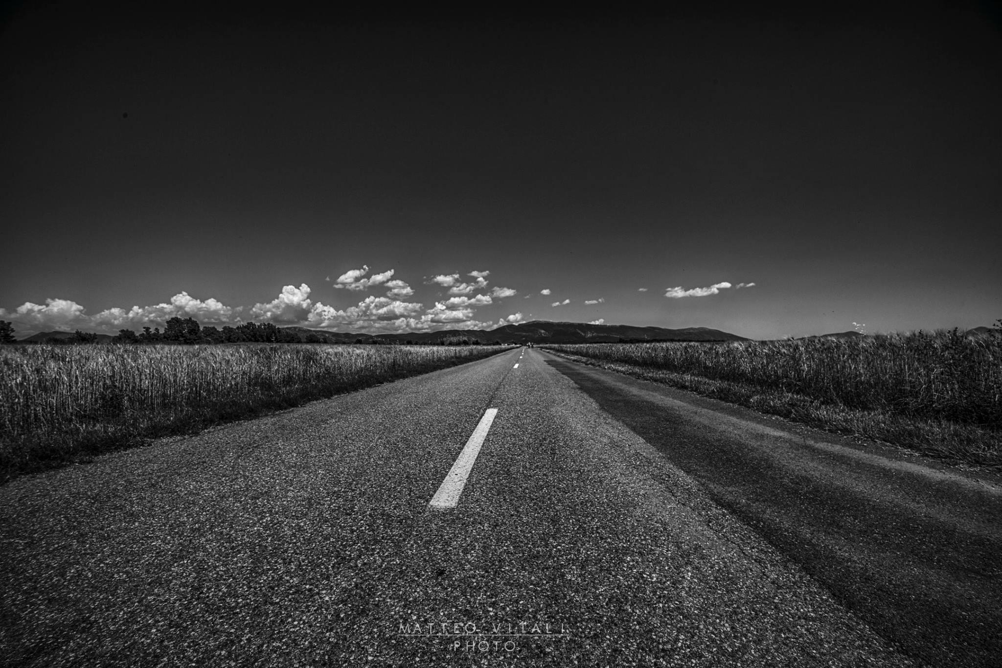 The way  by Matteo Vitali
