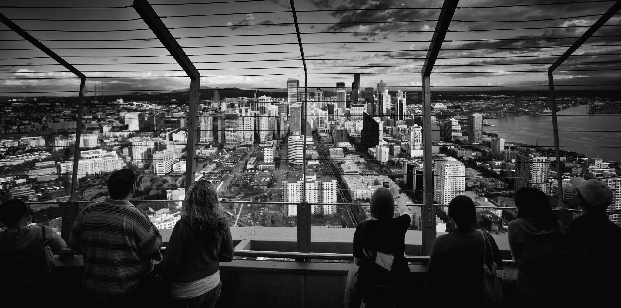 Seattle IV by stevankordic