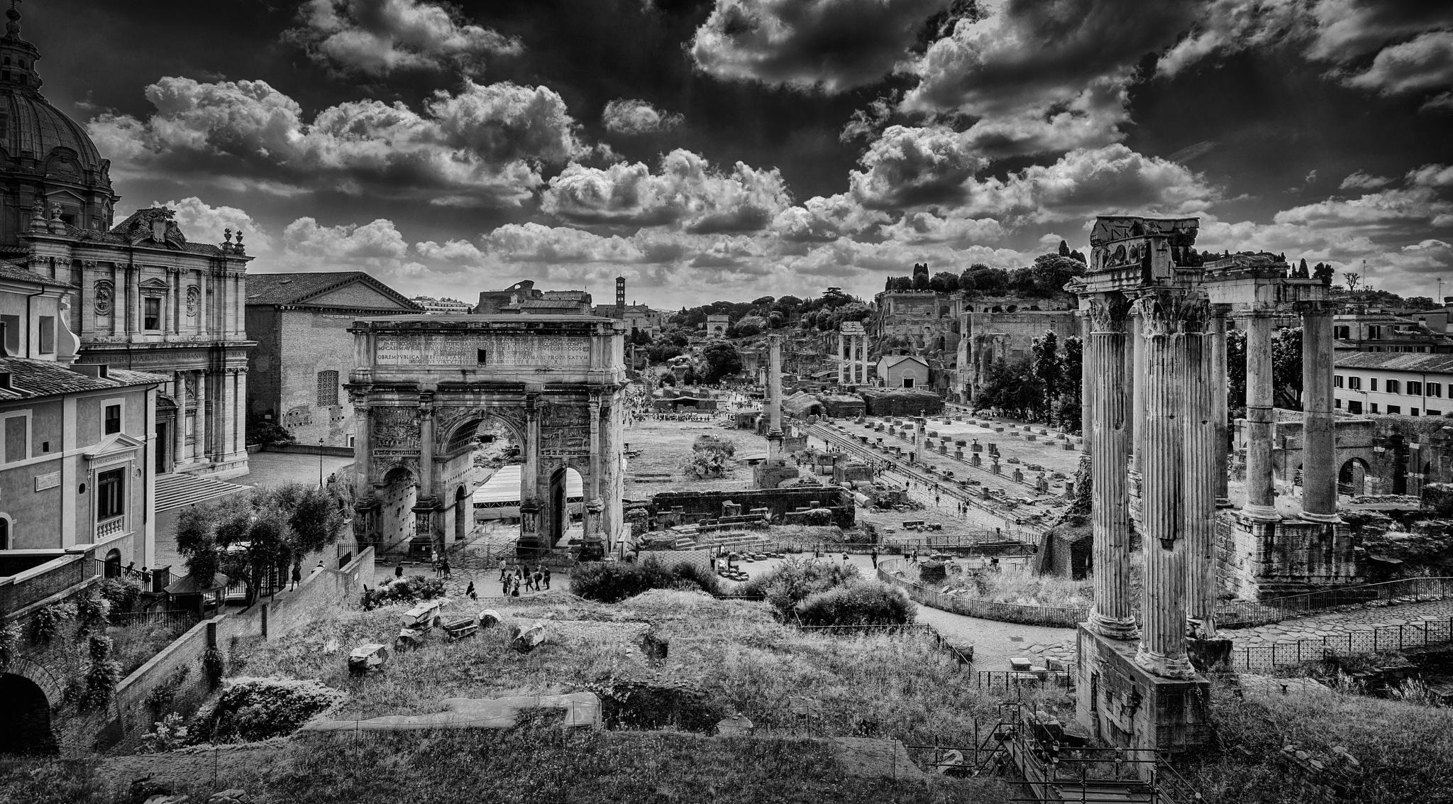 Forum Romanum IV by stevankordic