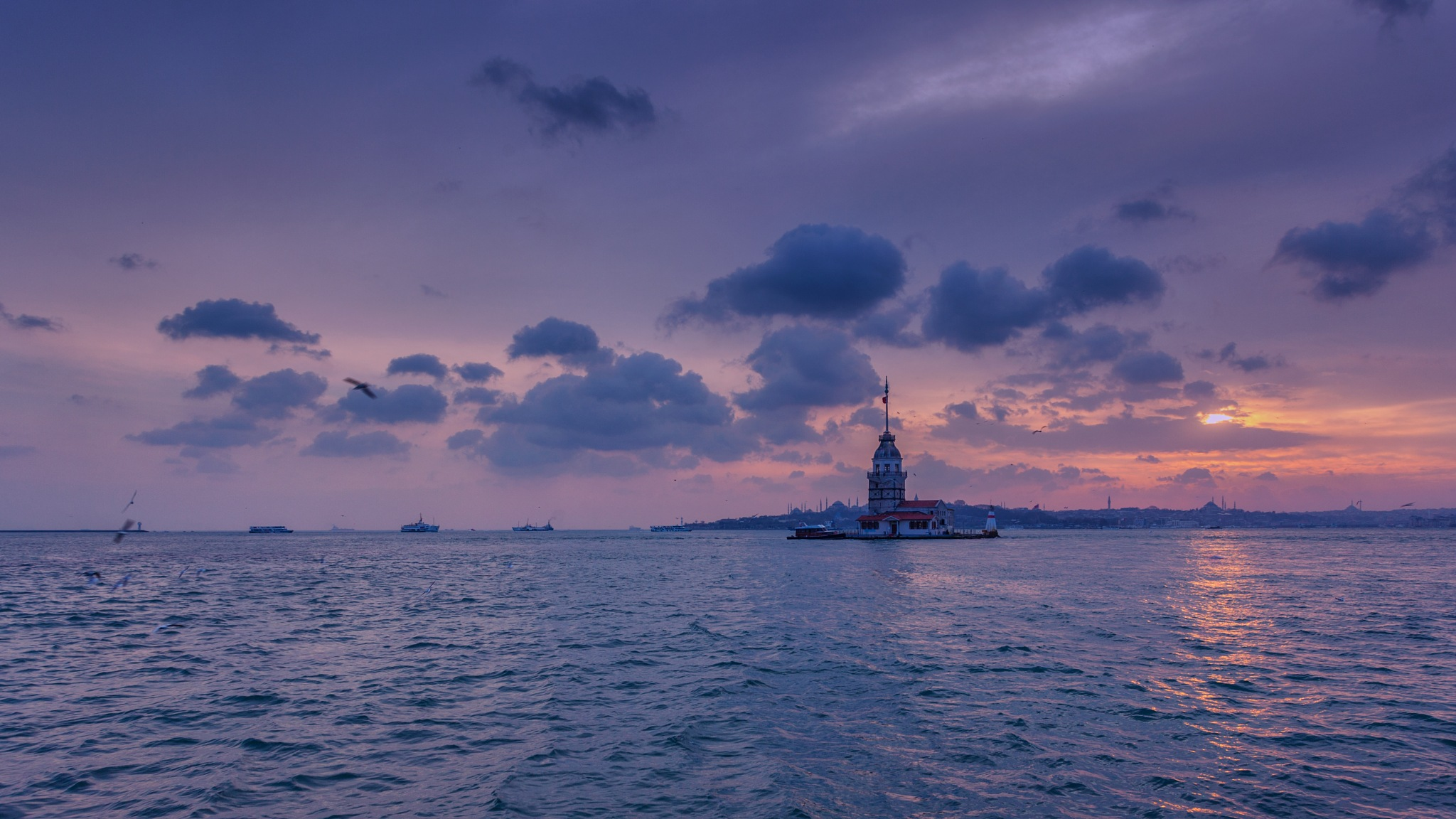 The Maiden's Tower VII by stevankordic