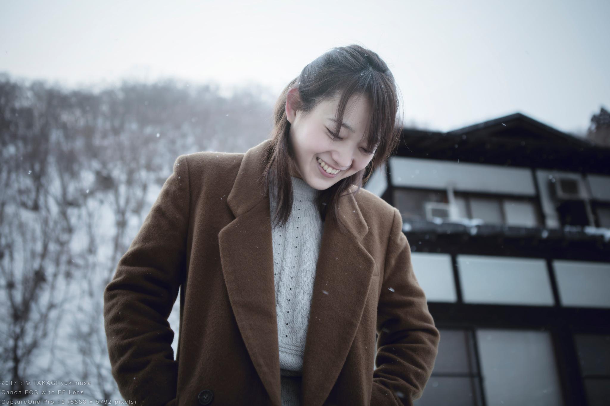 Snow serene time by TAKAGIyukimasa