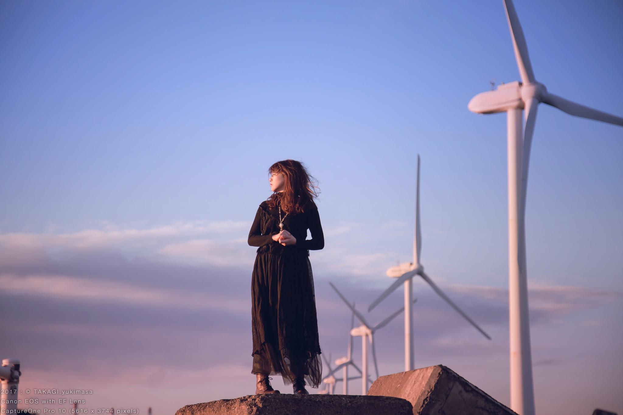 The desert of the wind by TAKAGIyukimasa