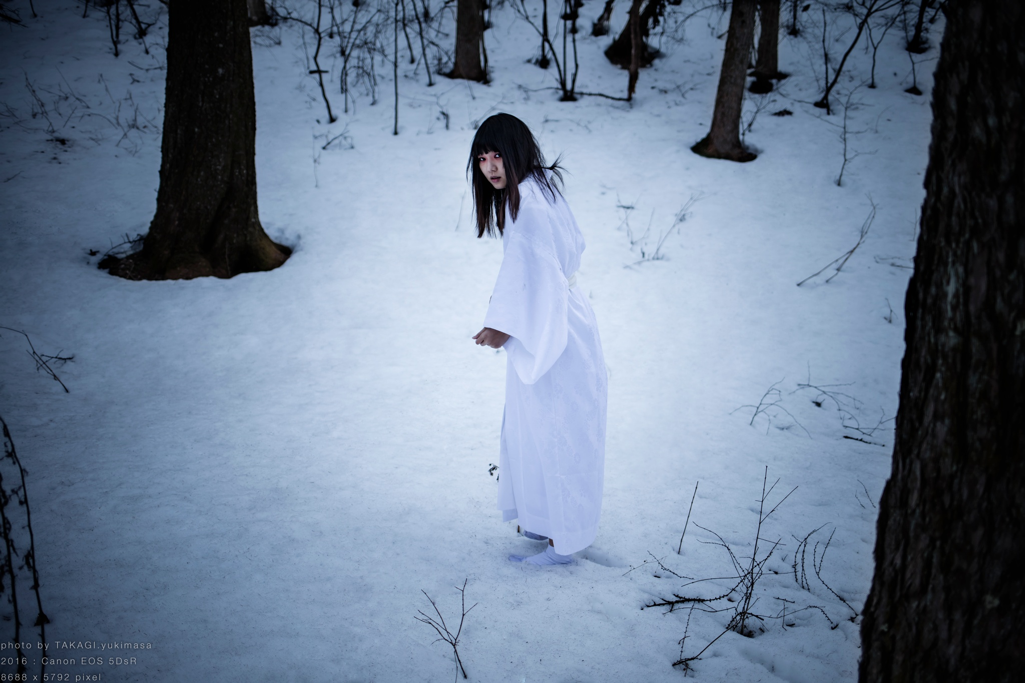 Snow Village by TAKAGIyukimasa
