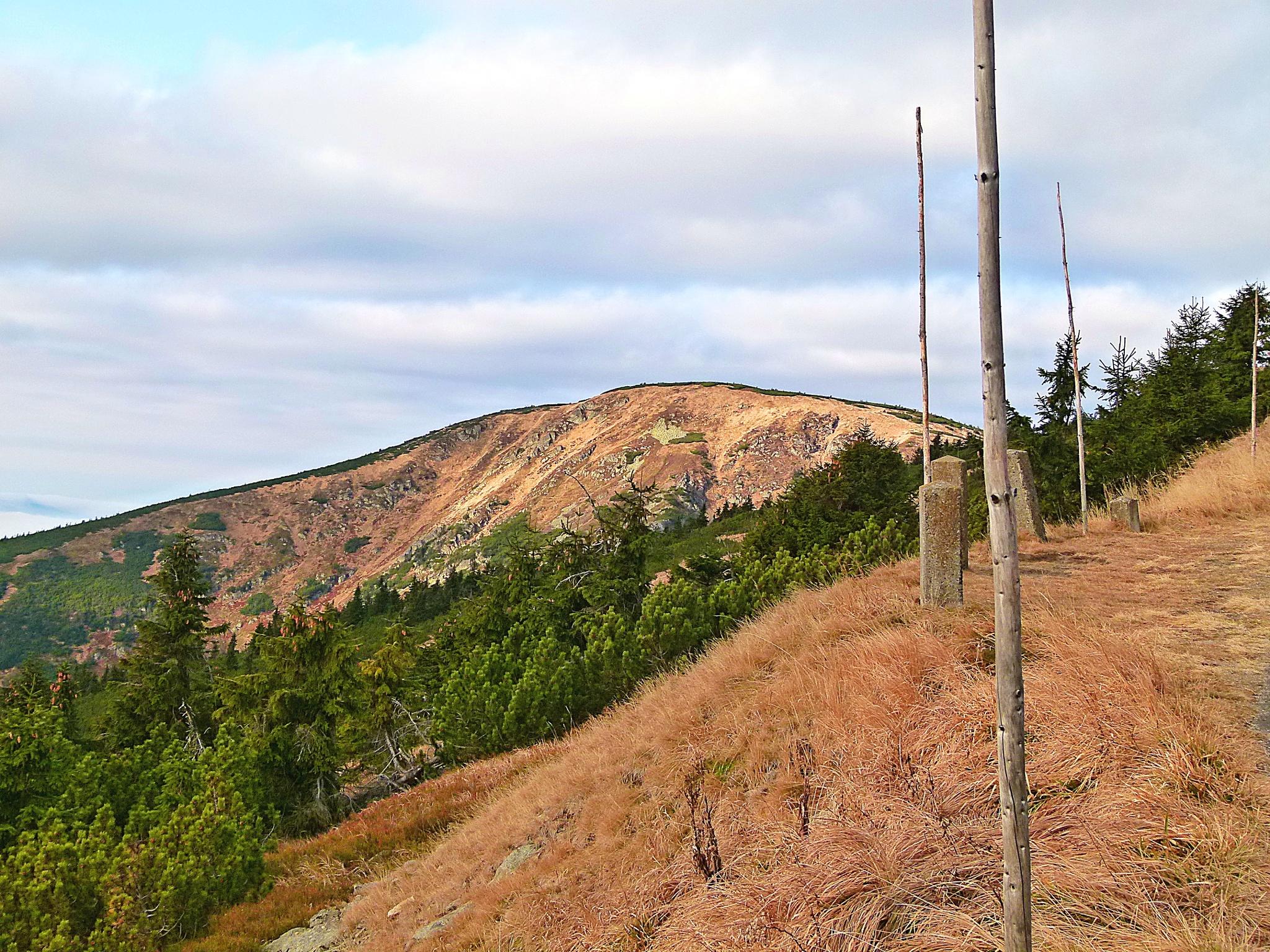 Giant Mountains - Kotel mountain (1435 m) by Michal Vrtílek
