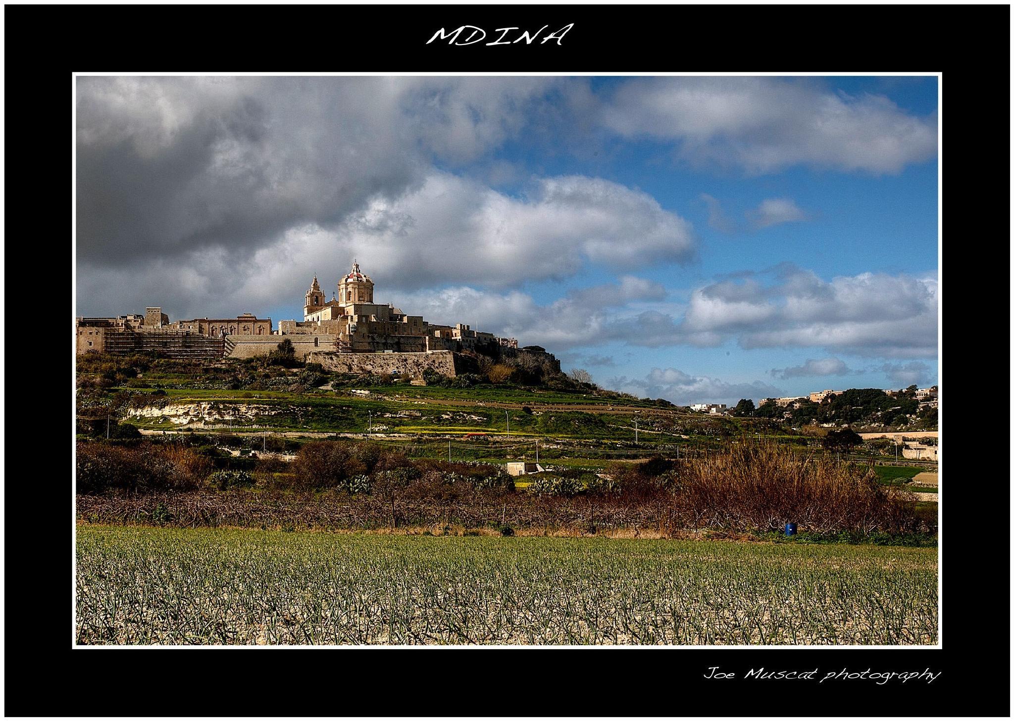 The silent city of Mdina - Malta by Joe Muscat