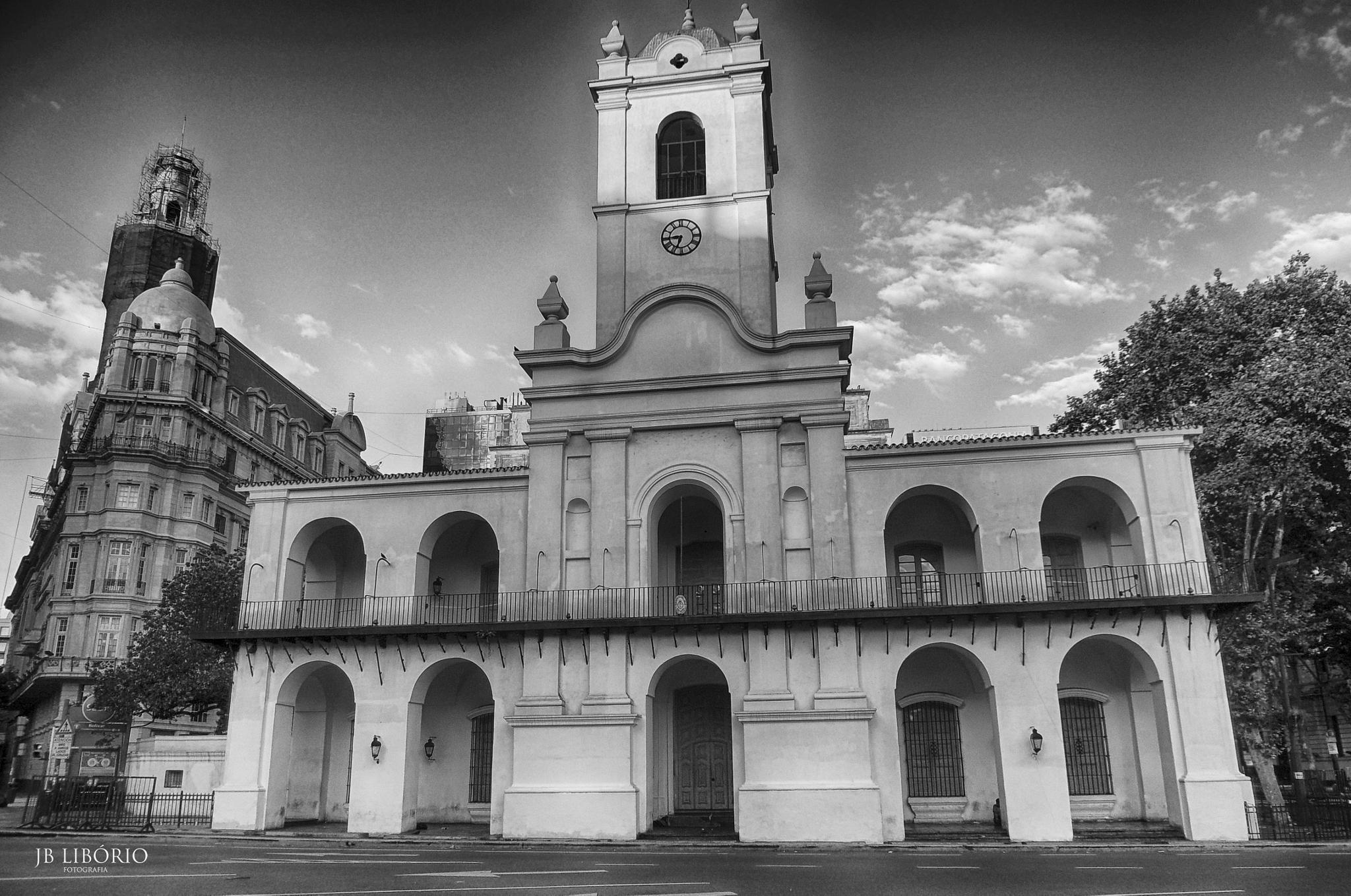 Cabildo - Buenos Aires - Argentina by Jose Liborio
